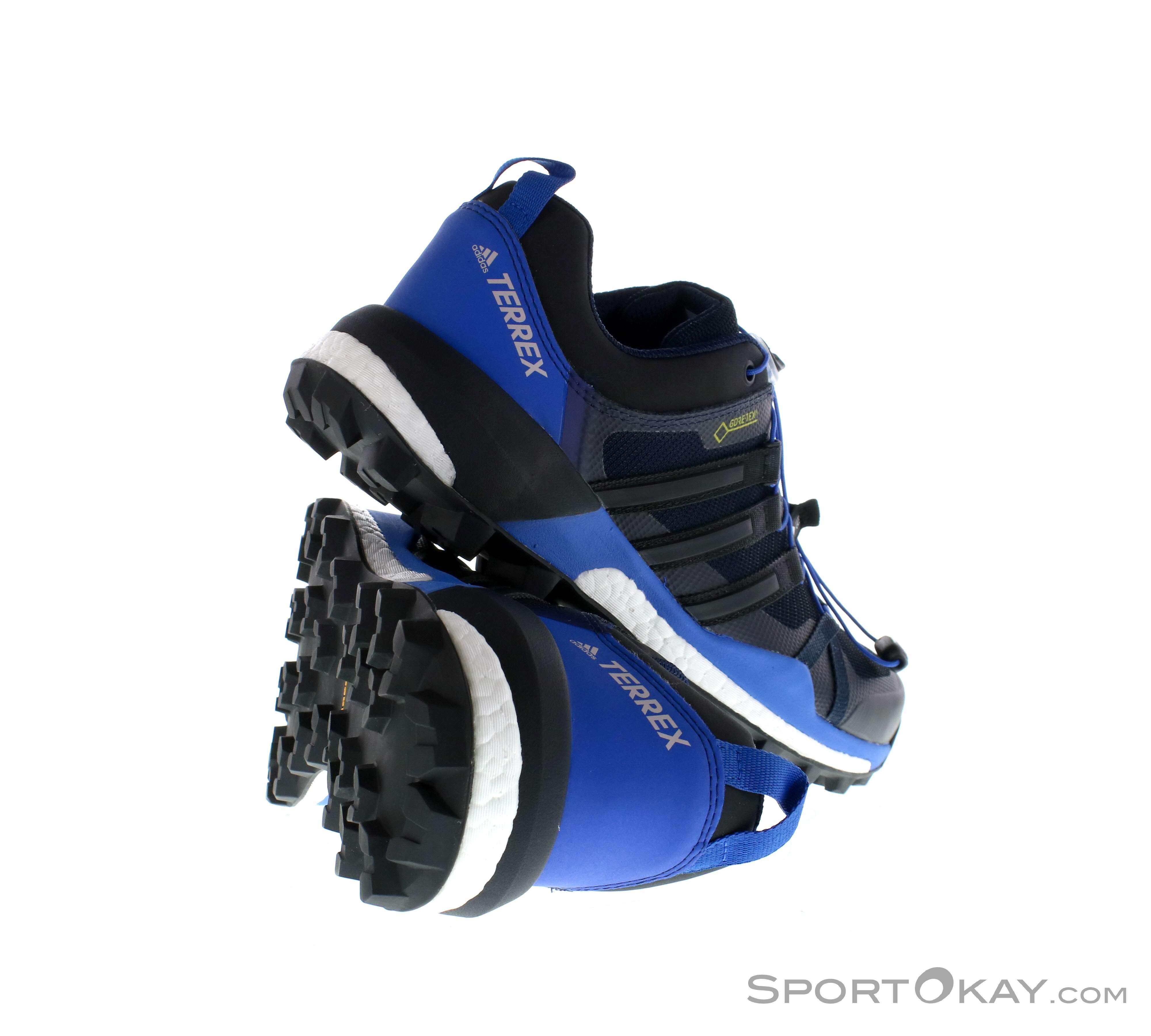 Adidas Terrex Gore - Tex skychaser GTX hombre  zapatos de trekking trekking