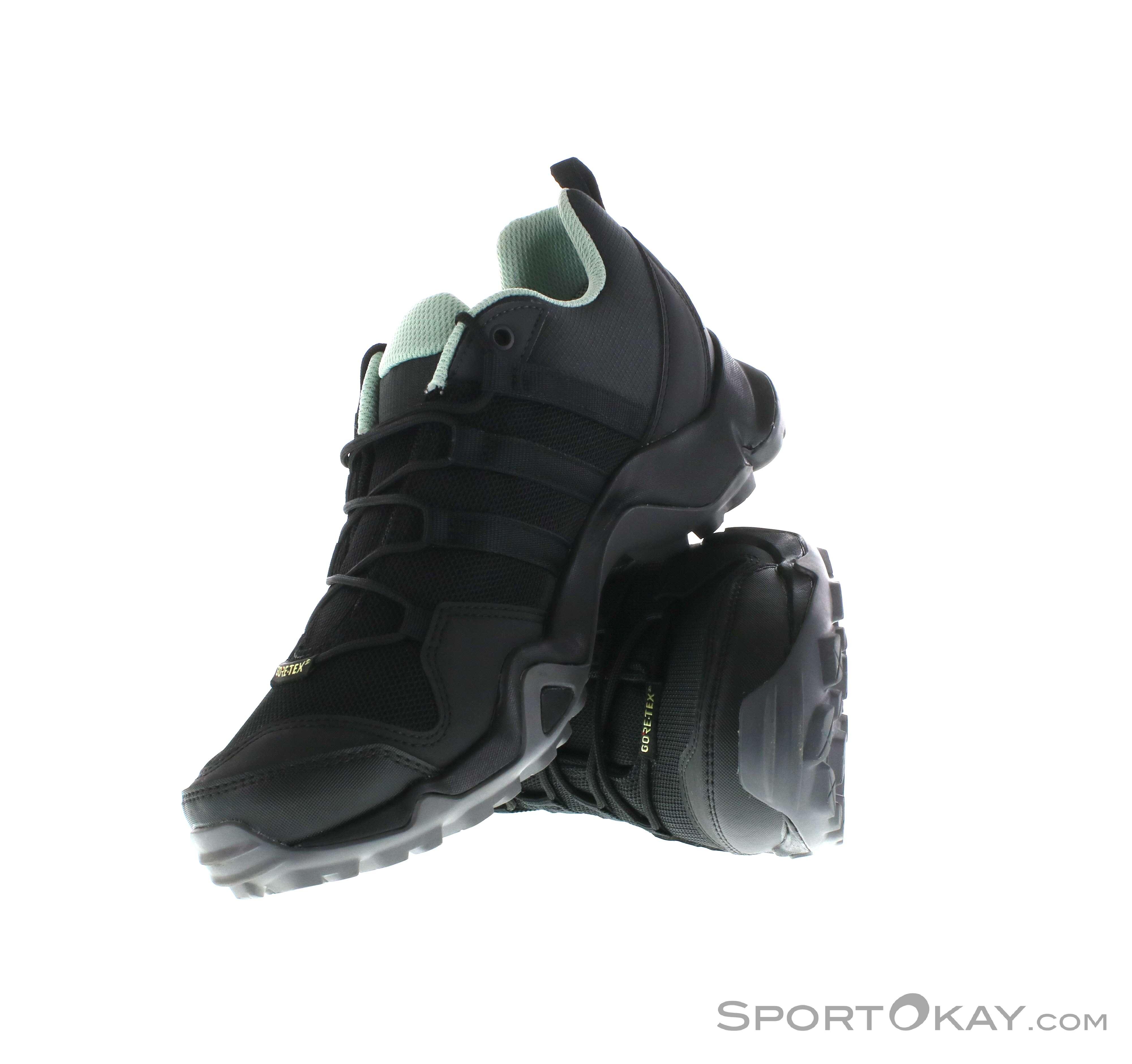 adidas Herren Terrex Ax2r GTX Traillaufschuhe: