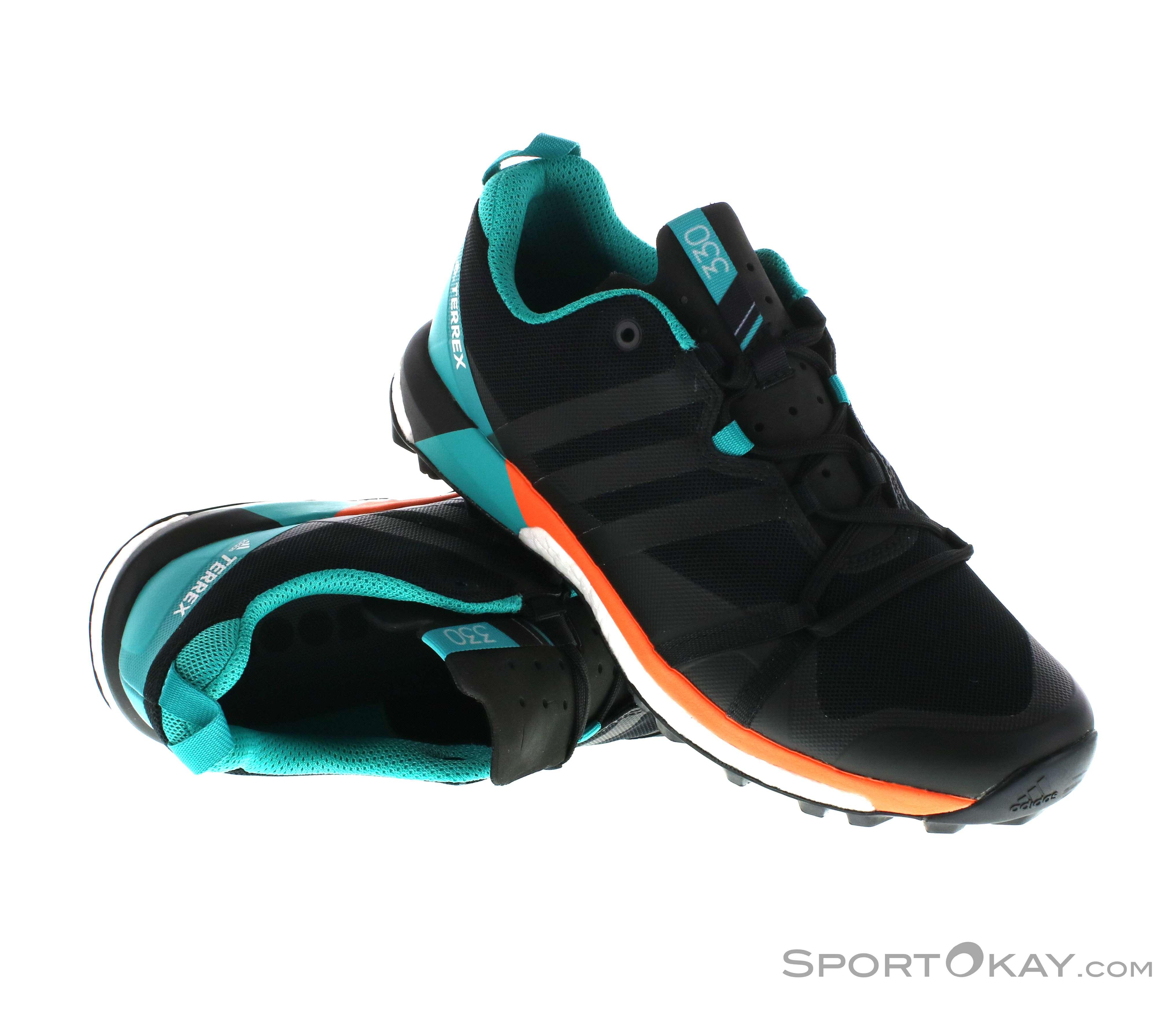 check out ffc35 83b6b adidas Terrex Agravic Uomo Scarpe da Trail Running, adidas, Nero, , Uomo,