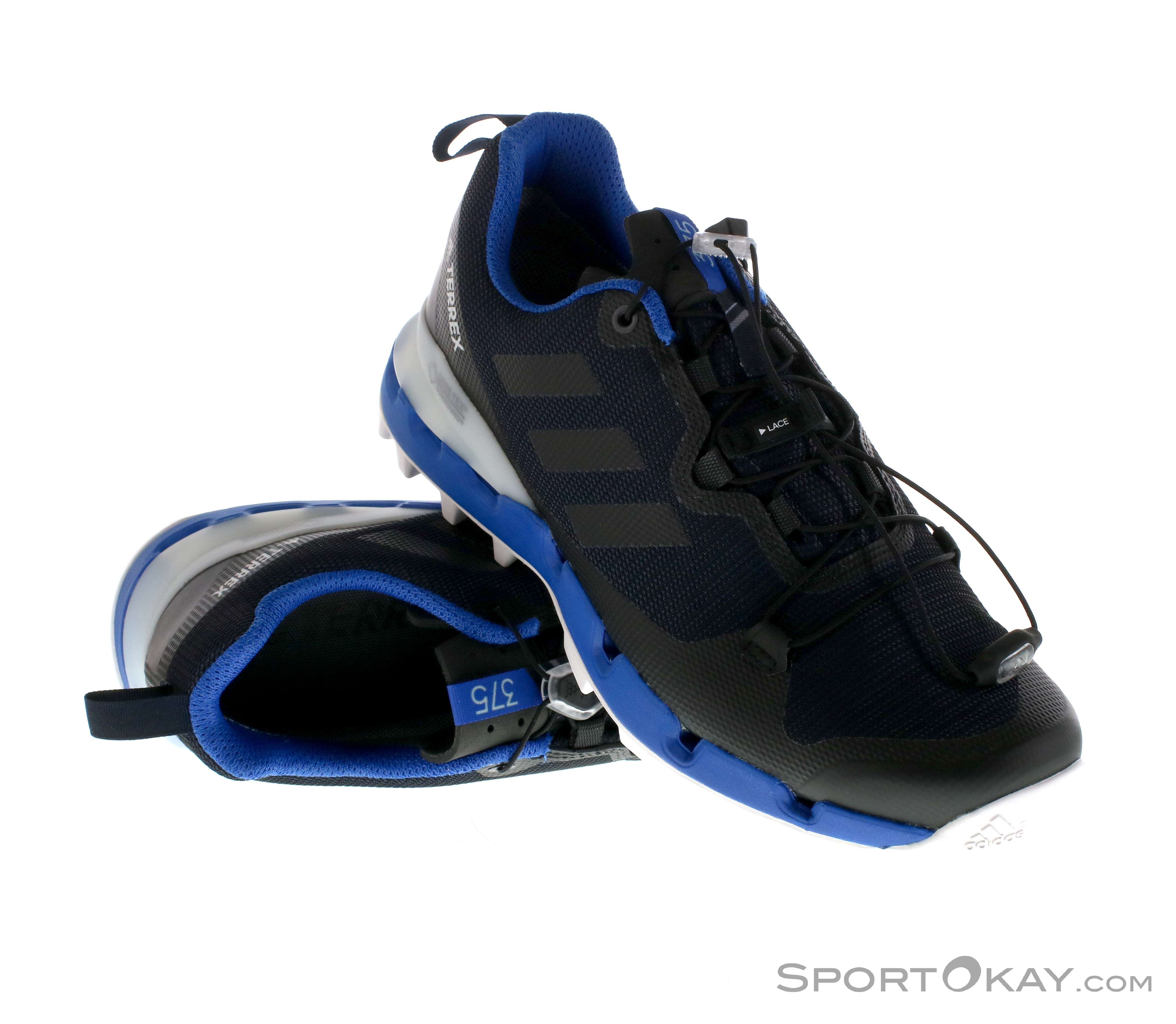adidas blu uomo scarpe