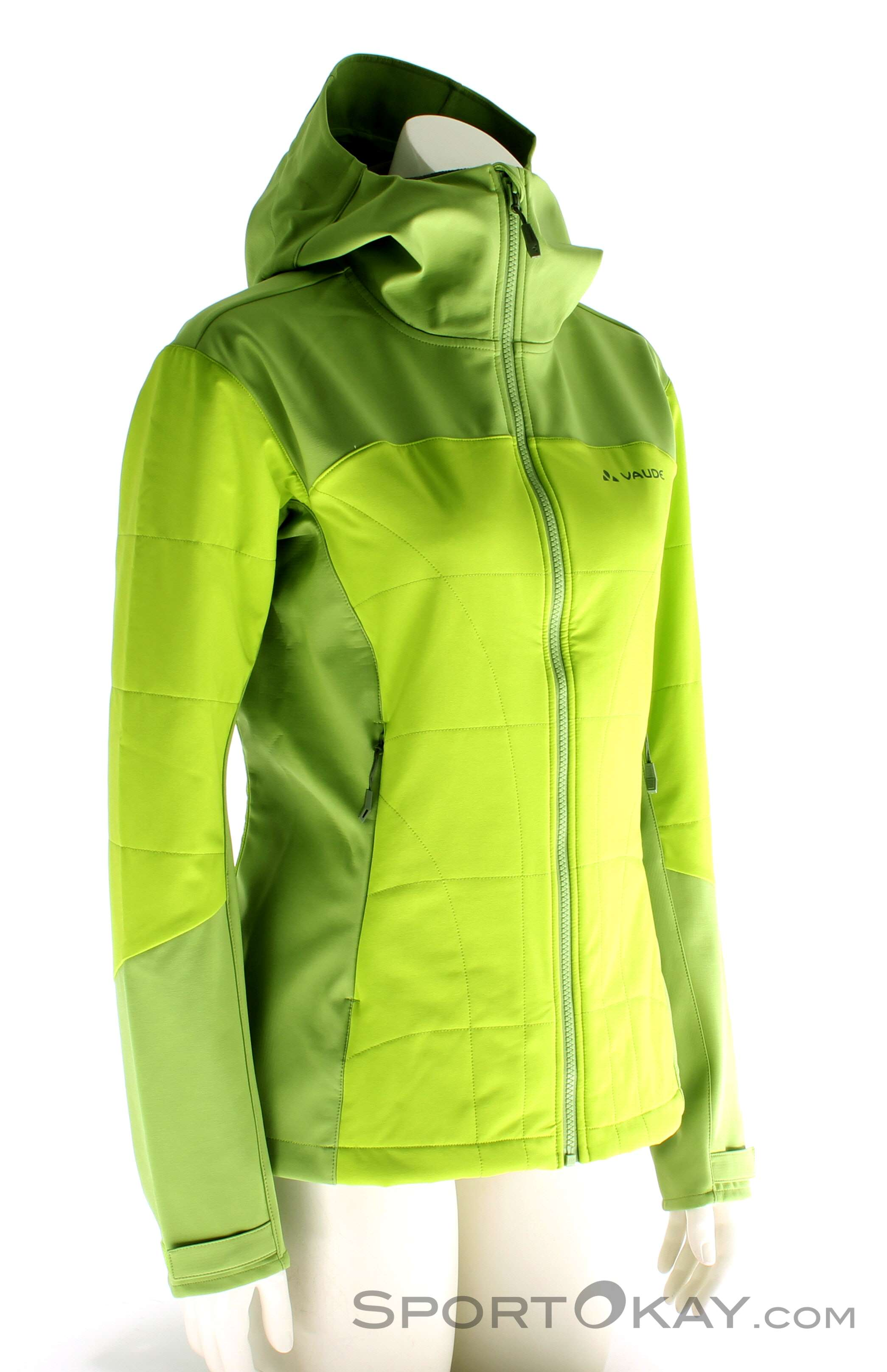 check out f50a5 f3752 Vaude Roccia Primasoft Womens Outdoor Jacket - Jackets ...
