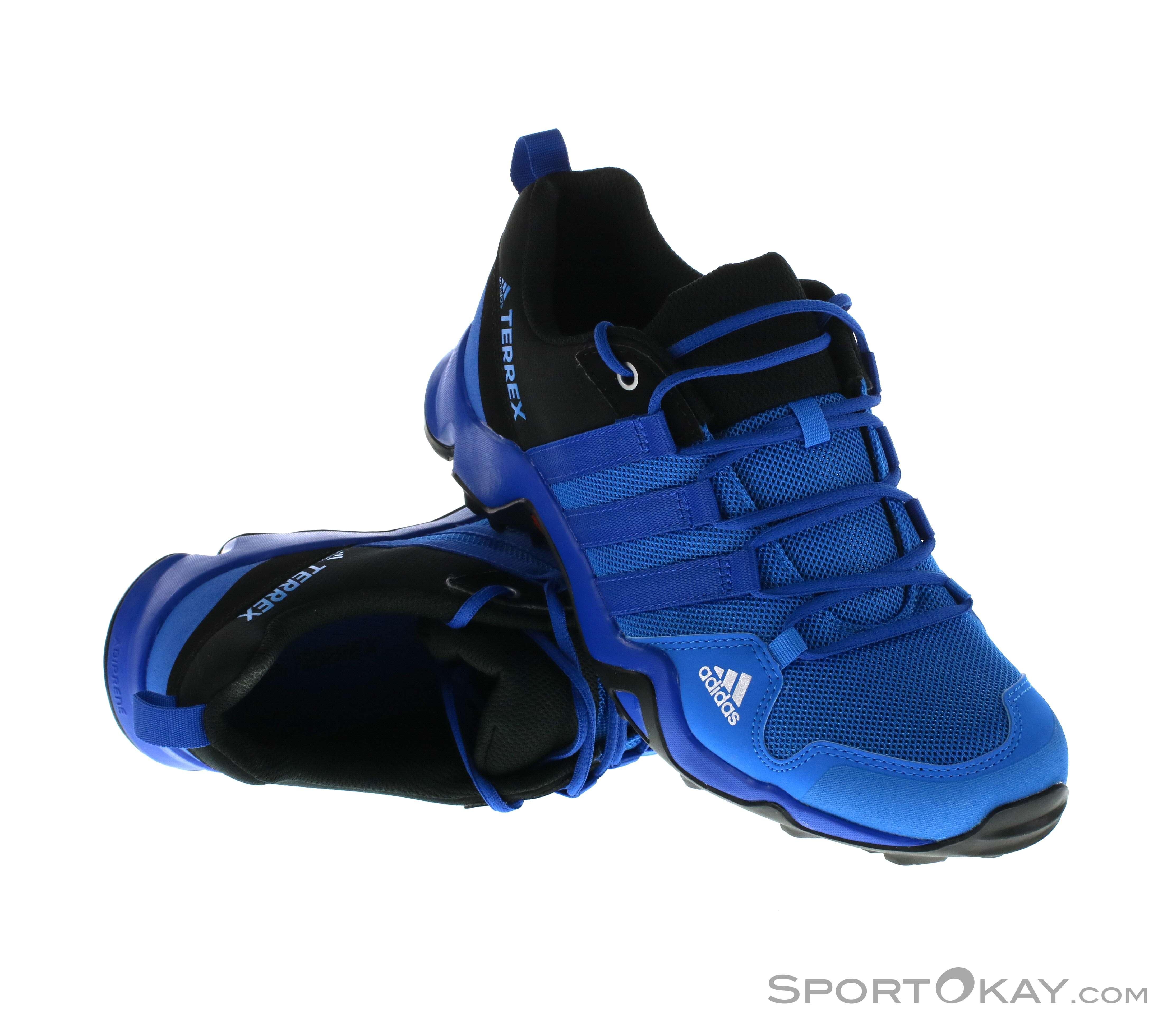the best attitude 6399c f64cd adidas adidas Terrex AX2R Kids Trail Running Shoes