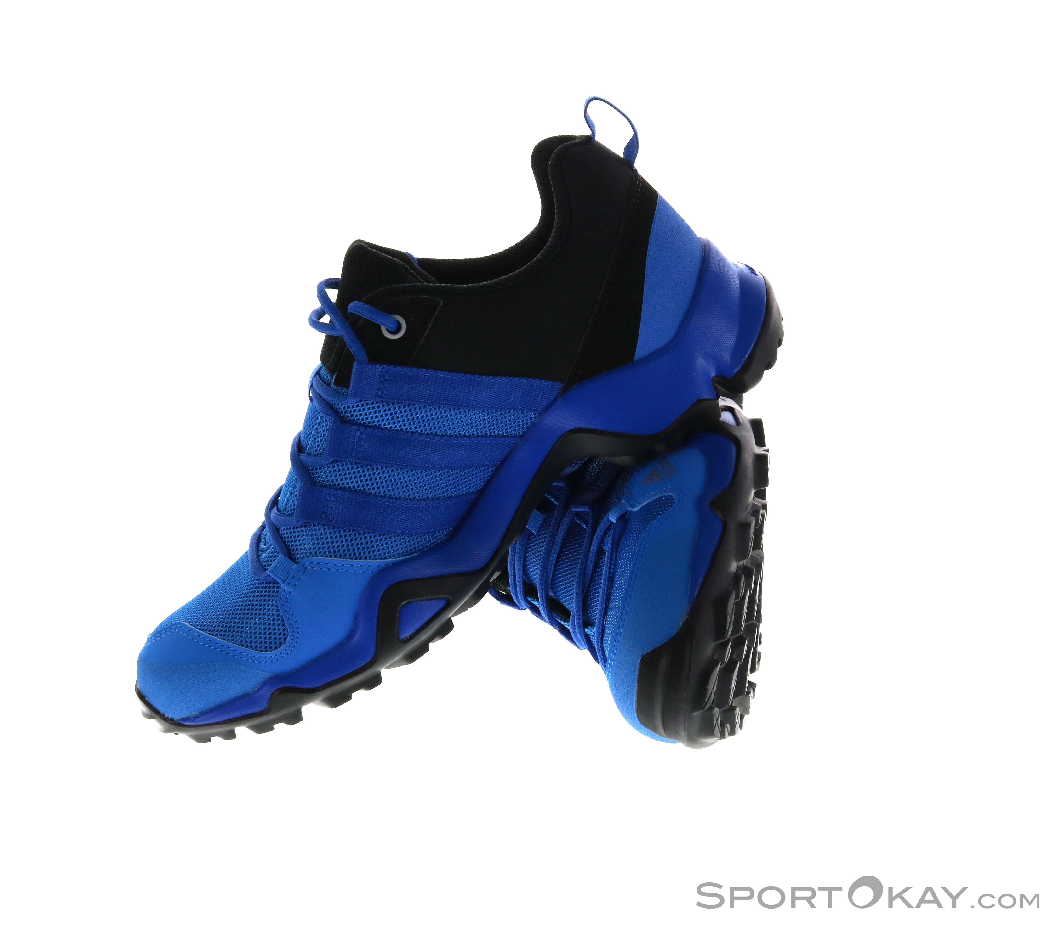 adidas adidas Terrex AX2R Kinder Traillaufschuhe