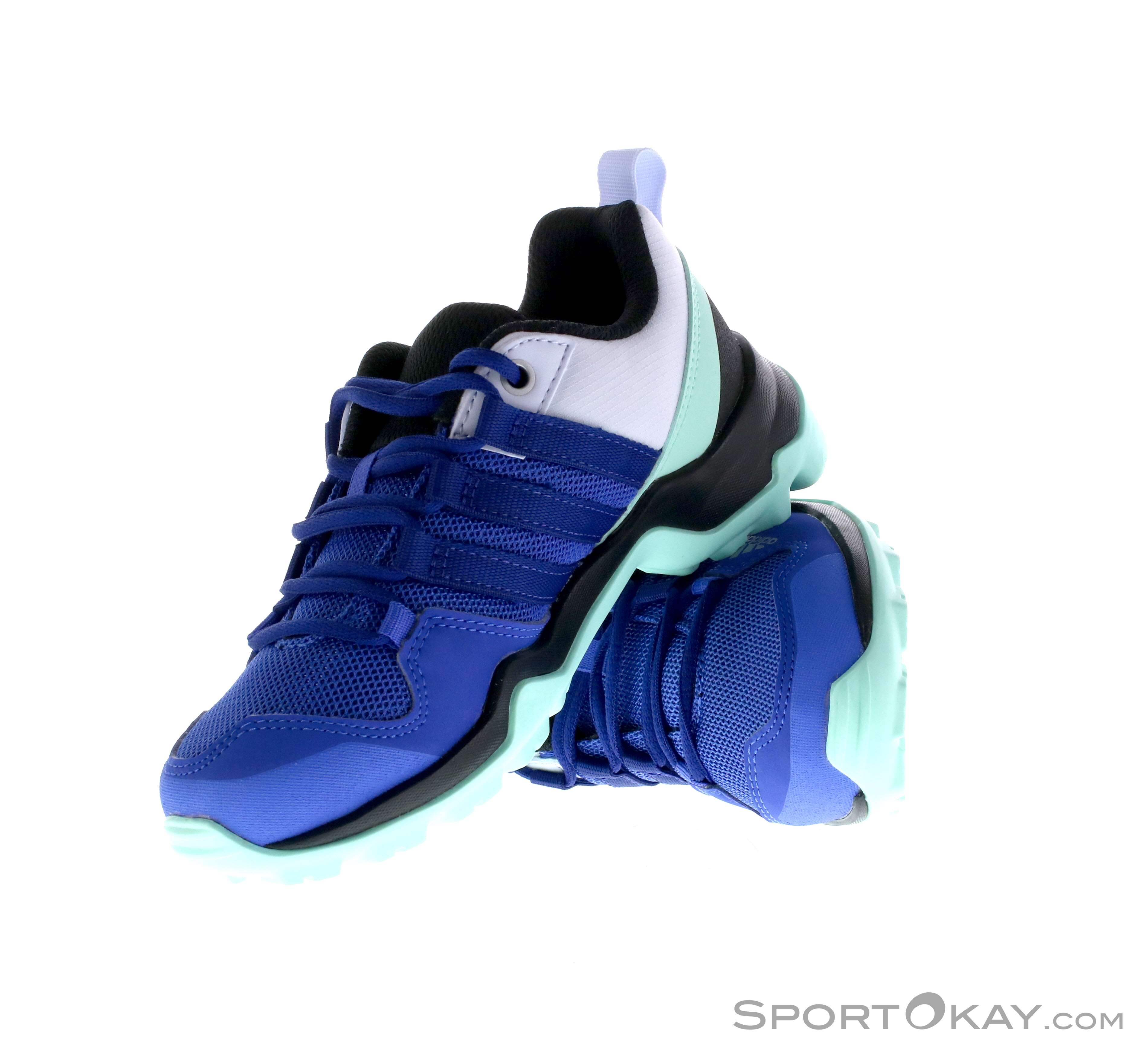 competitive price 5aea6 b78c9 adidas Terrex AX2R Bambini Scarpe da Trail Running, adidas, Blu, , Bambino,