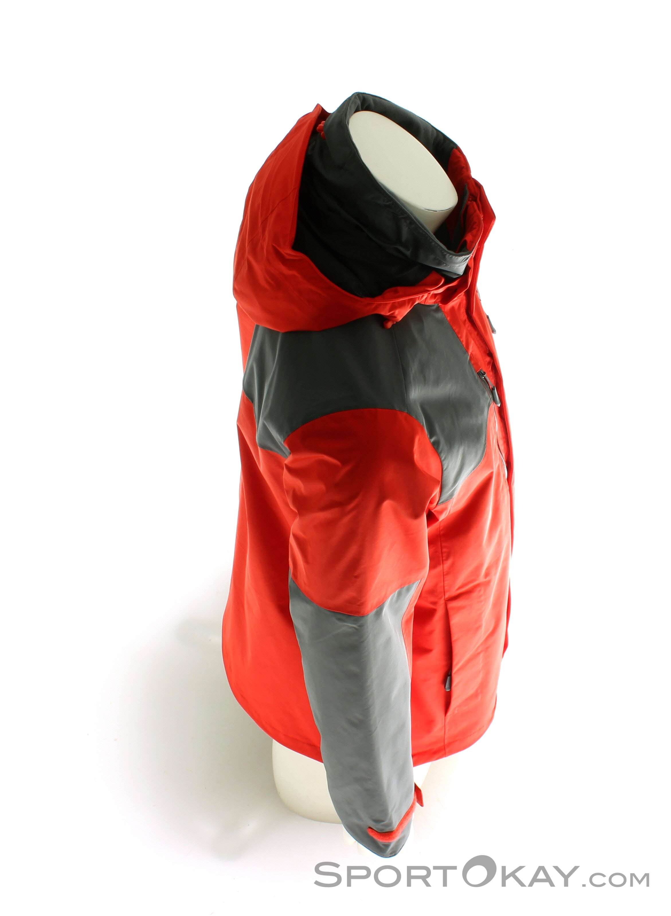 Dynamic Outwear sacco impermeabile 30l ROSSO