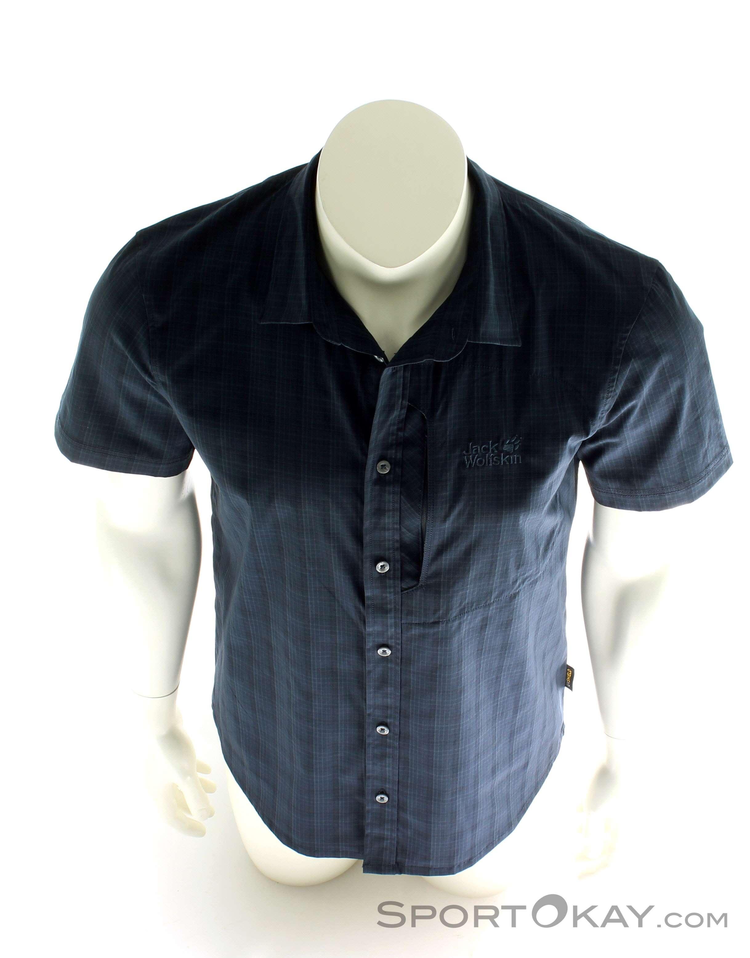 neu kaufen berühmte Designermarke noch nicht vulgär Jack Wolfskin Jack Wolfskin Rays Stretch Vent Mens Outdoor Shirt