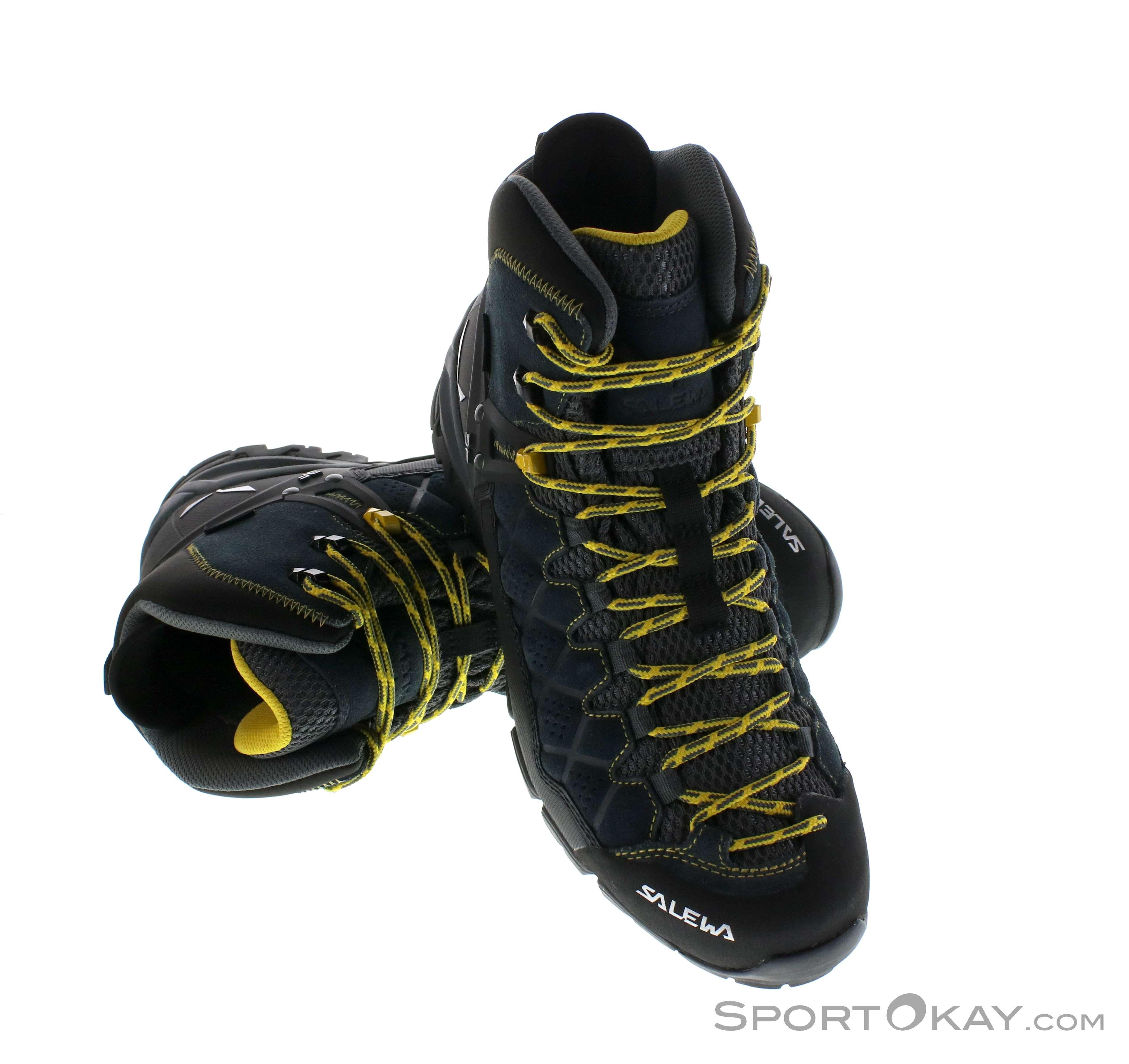715d6e7faec82 Salewa Alp Trainer GTX Uomo Scarpe da Trekking Gore-Tex - Scarpe da ...