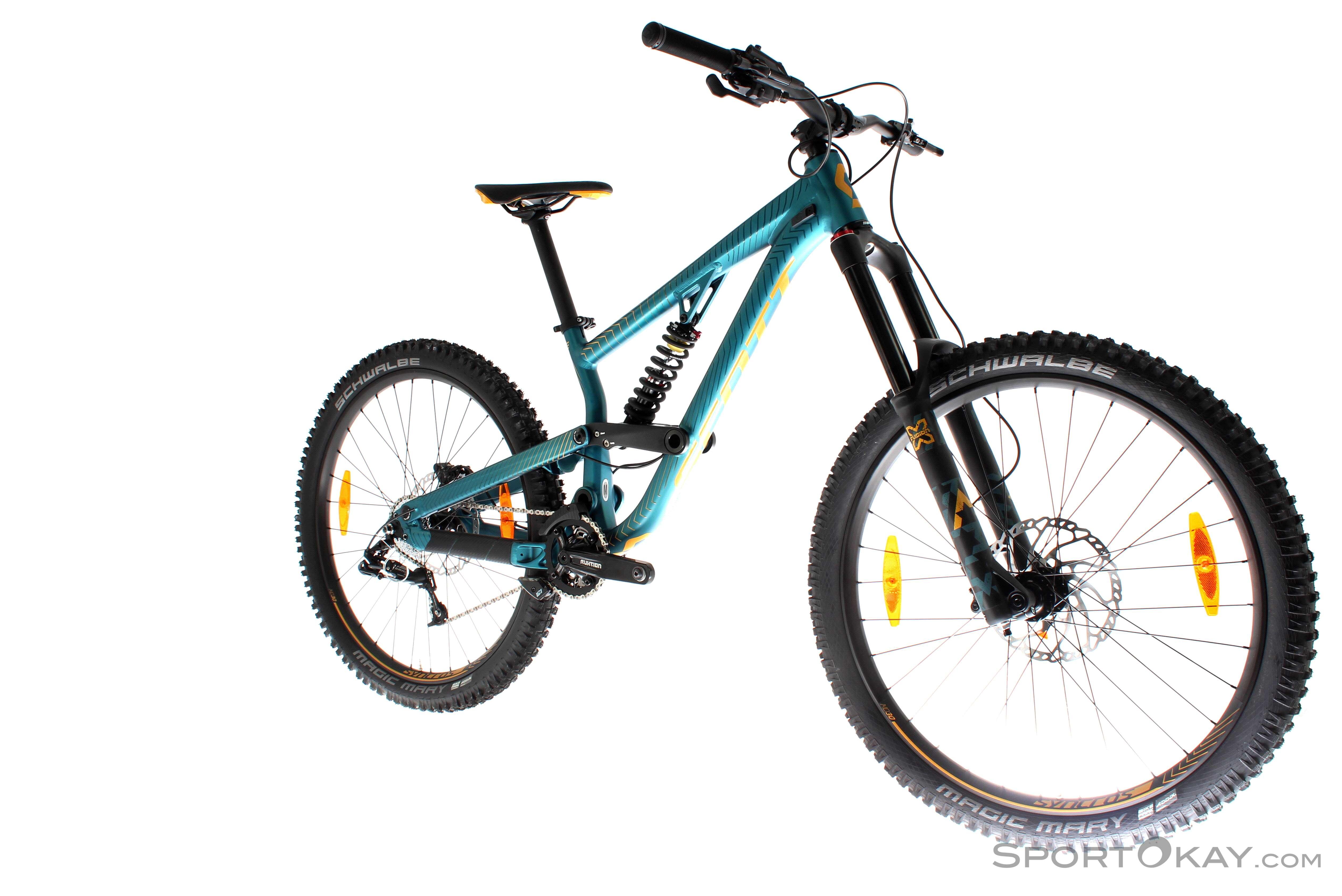 Scott Scott Voltage Fr 720 2018 Bicicletta Freeride