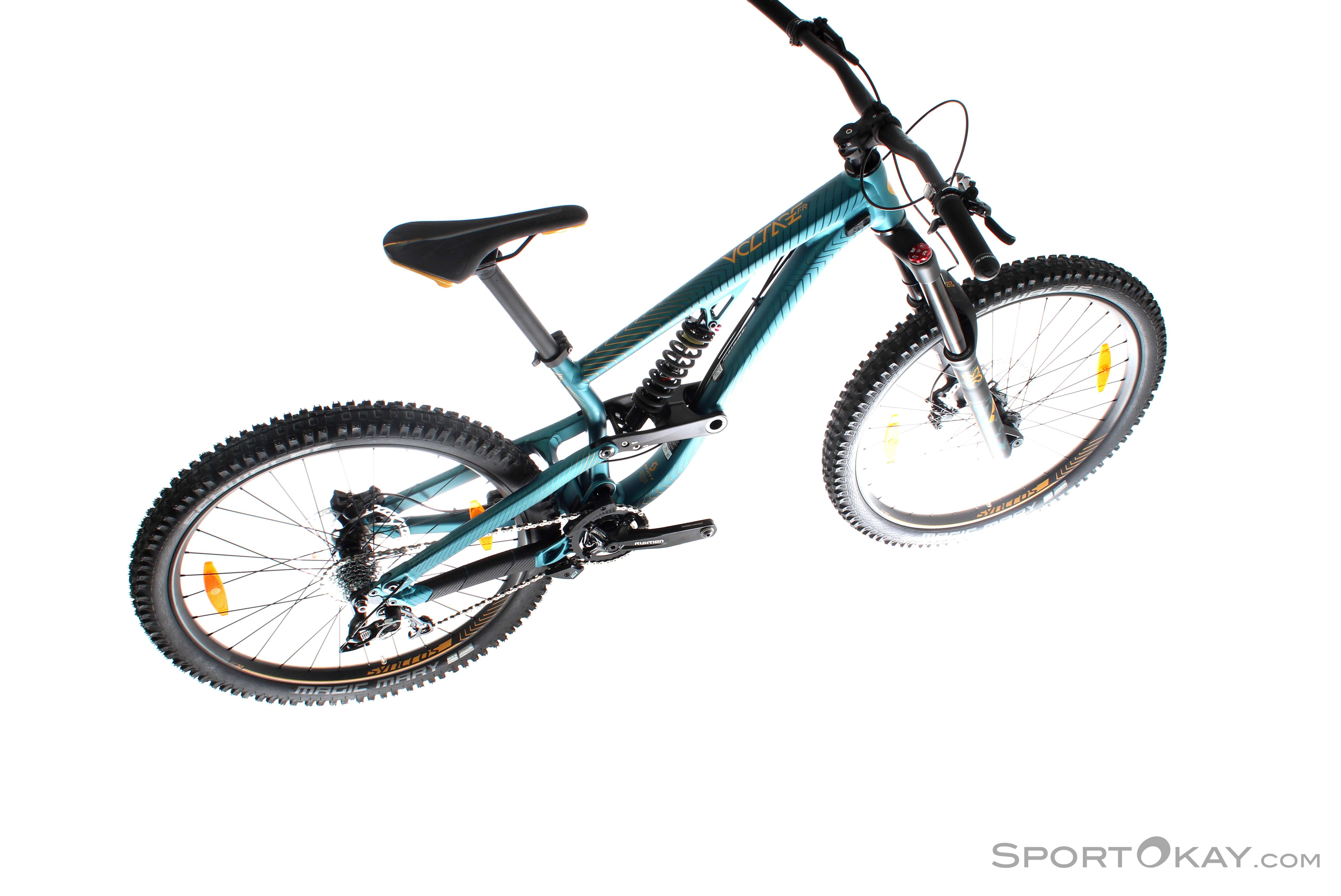 83c460b6f5 Scott Voltage FR 720 2018 Bicicletta Freeride, Scott, Blu, , Uomo, 0023