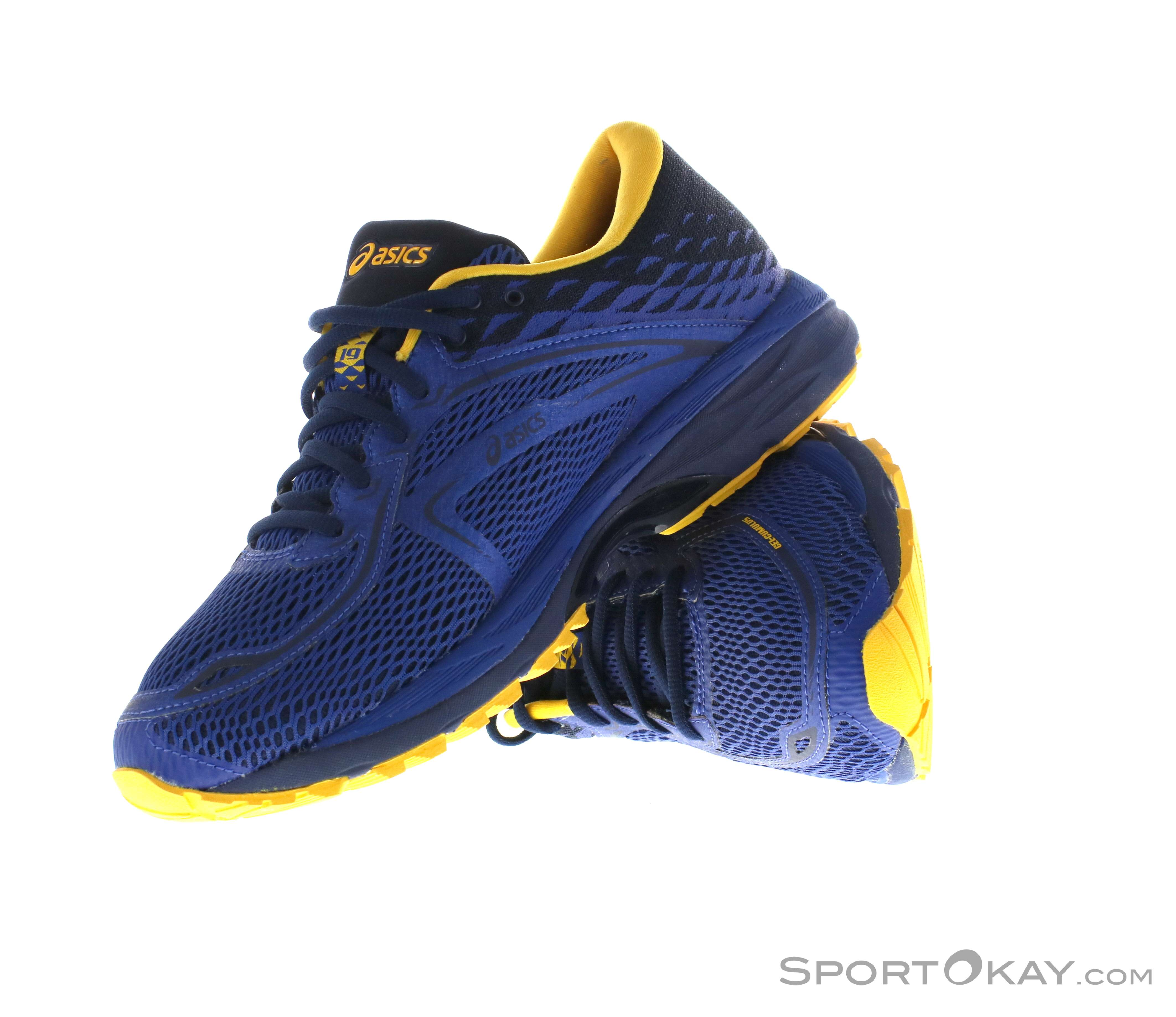 Mens Gore Gtx Tex Asics 19 All Round Running Shoes Cumulus qYOtf