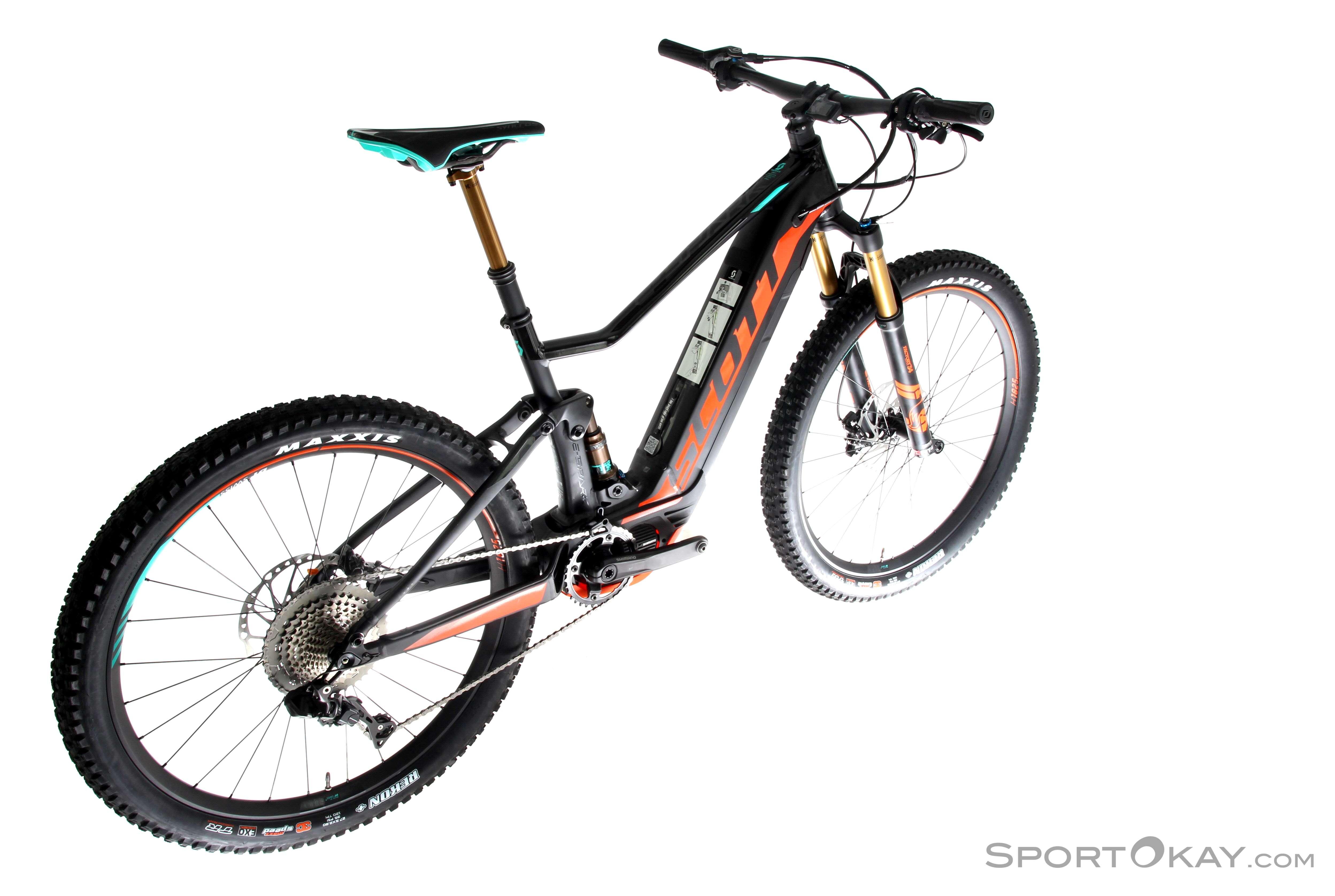 Scott Scott E-Spark 700 Tuned 2018 E-Bike Trail Bike