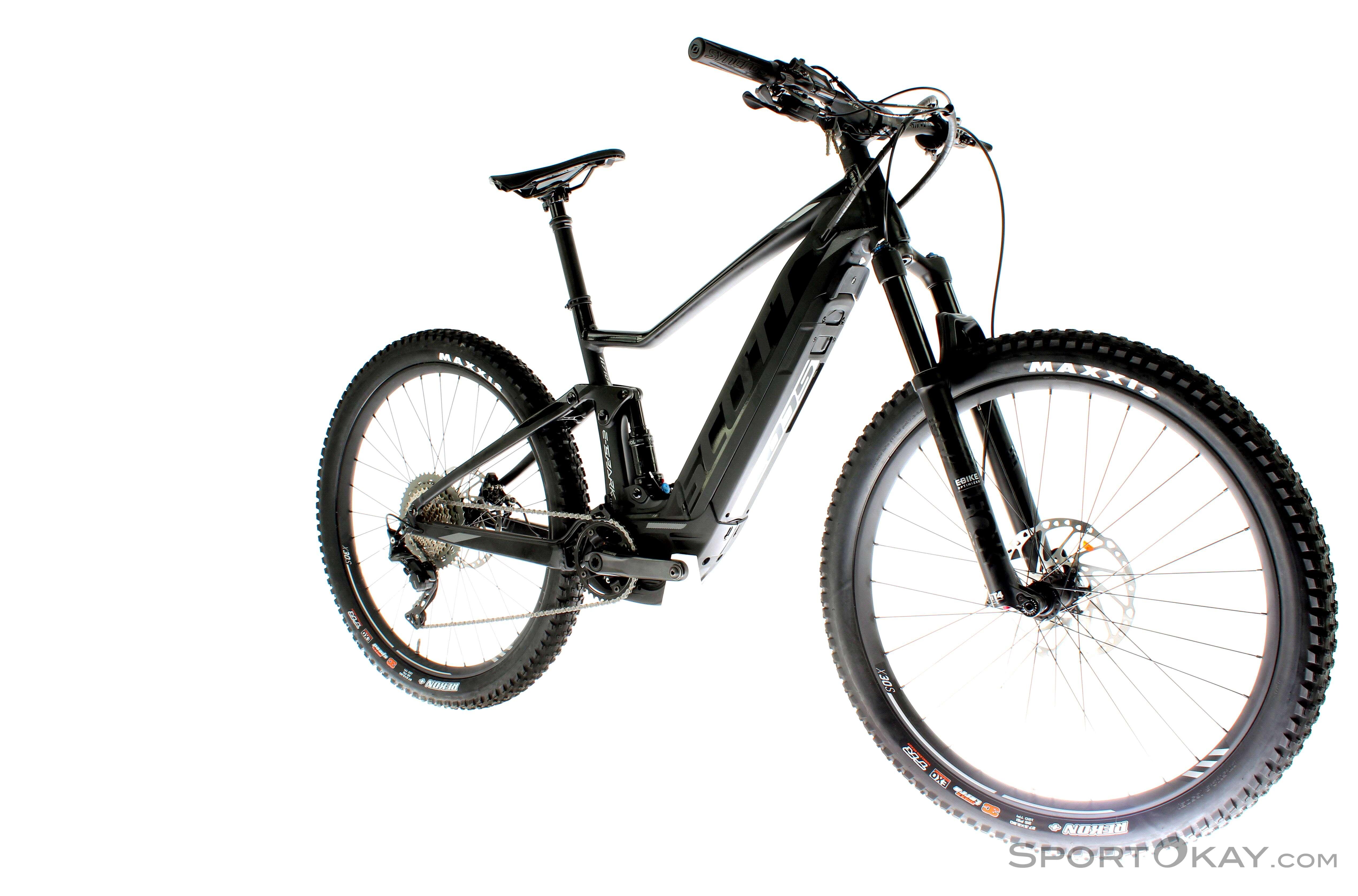 Scott Scott E Spark 710 2018 E Bike Bicicletta Trail