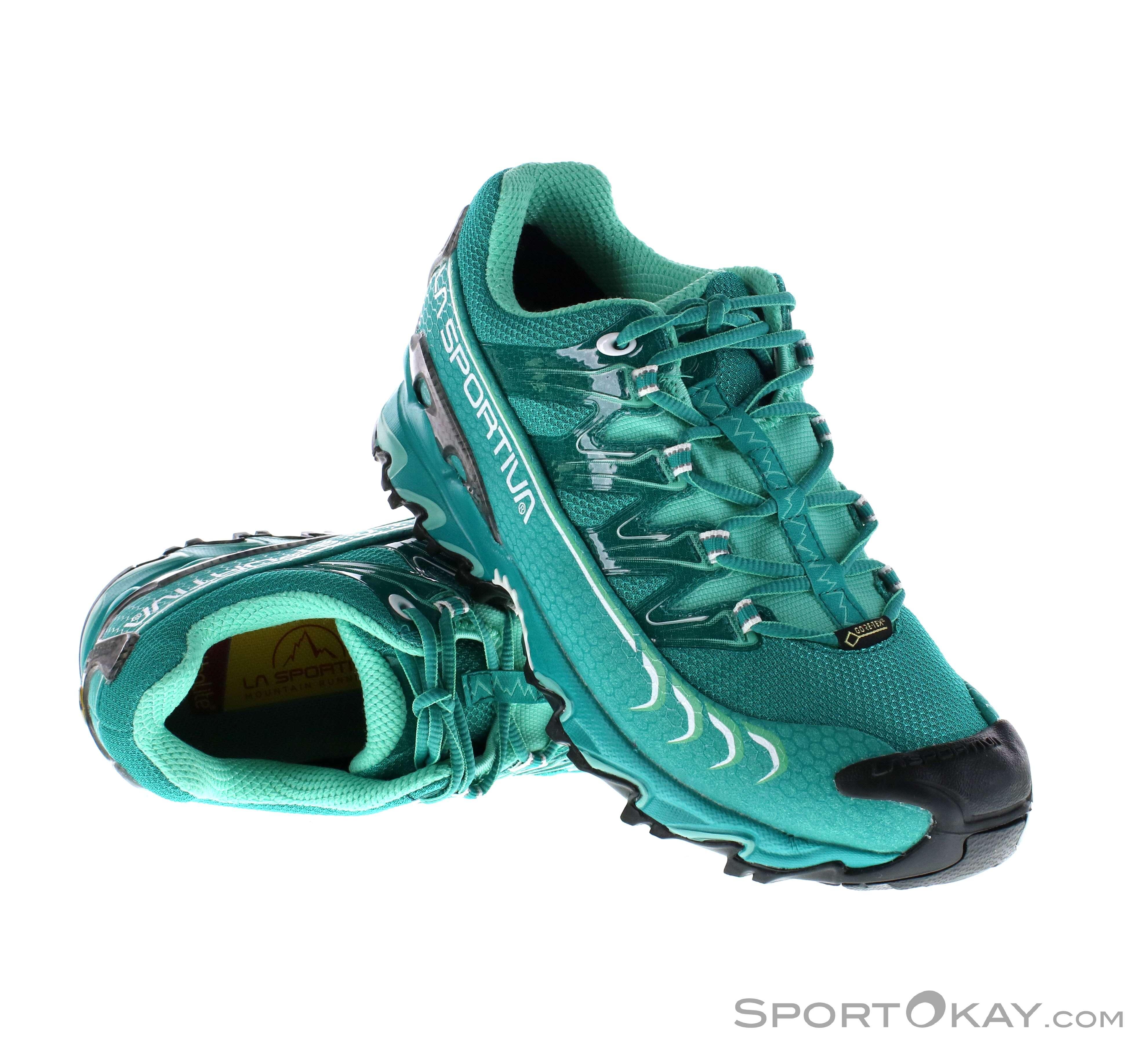 La Sportiva Ultra Raptor GORE TEX Light Blue Laufschuhe für
