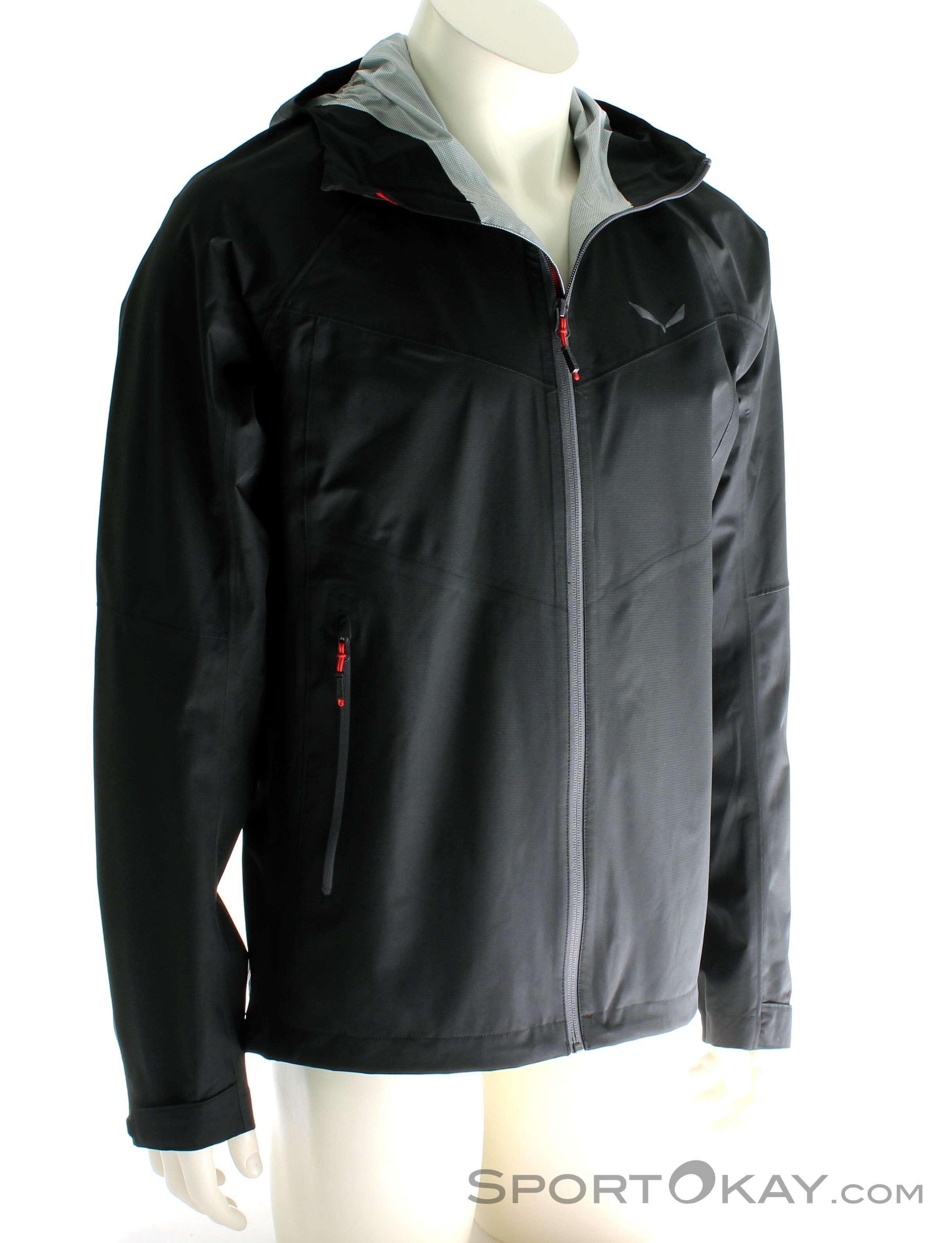 another chance 09c20 09d46 Salewa Salewa Puez Aqua 3 PTX Jacket Herren Outdoorjacke
