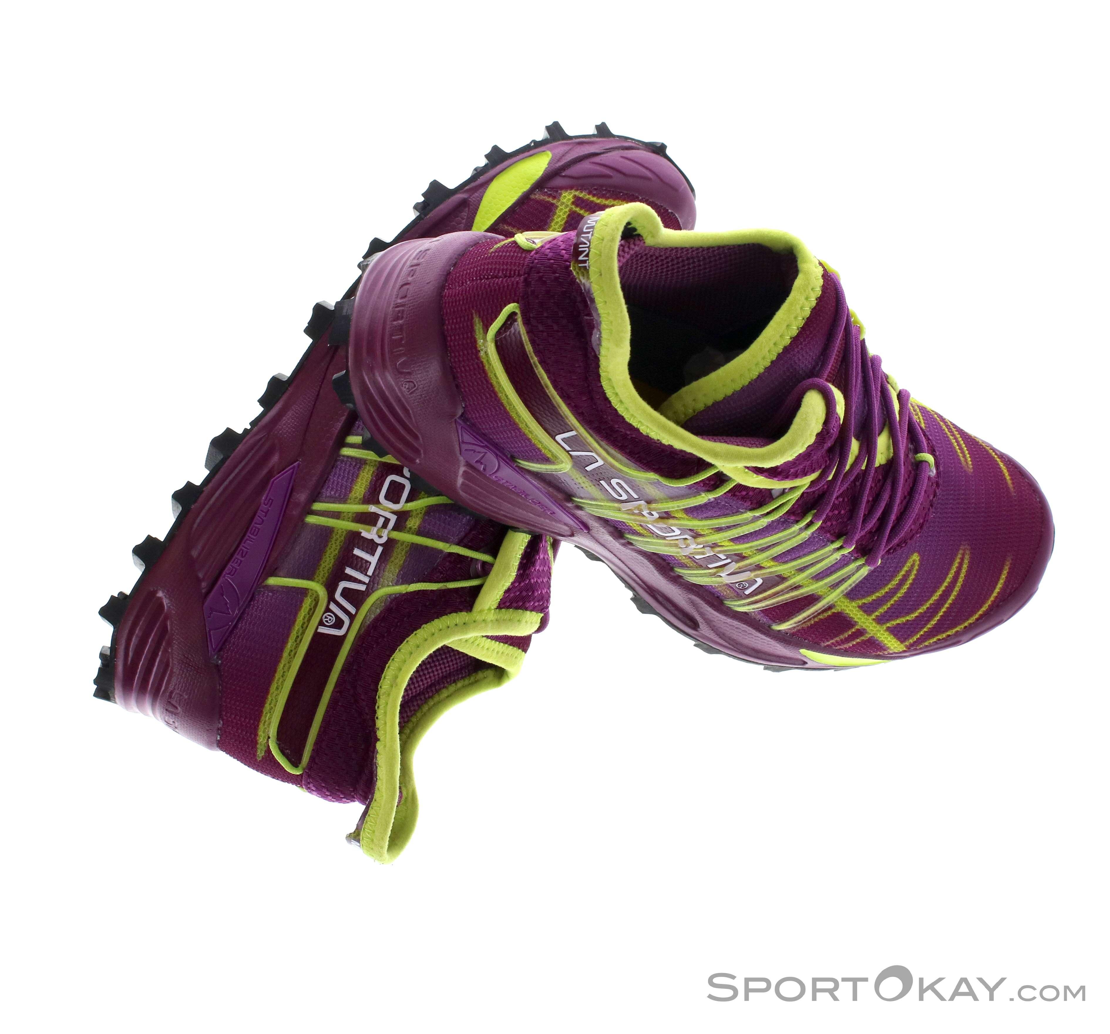 La Sportiva Mutant Donna Scarpe da Trail Running - Scarpe da trail ... b48a05309ca