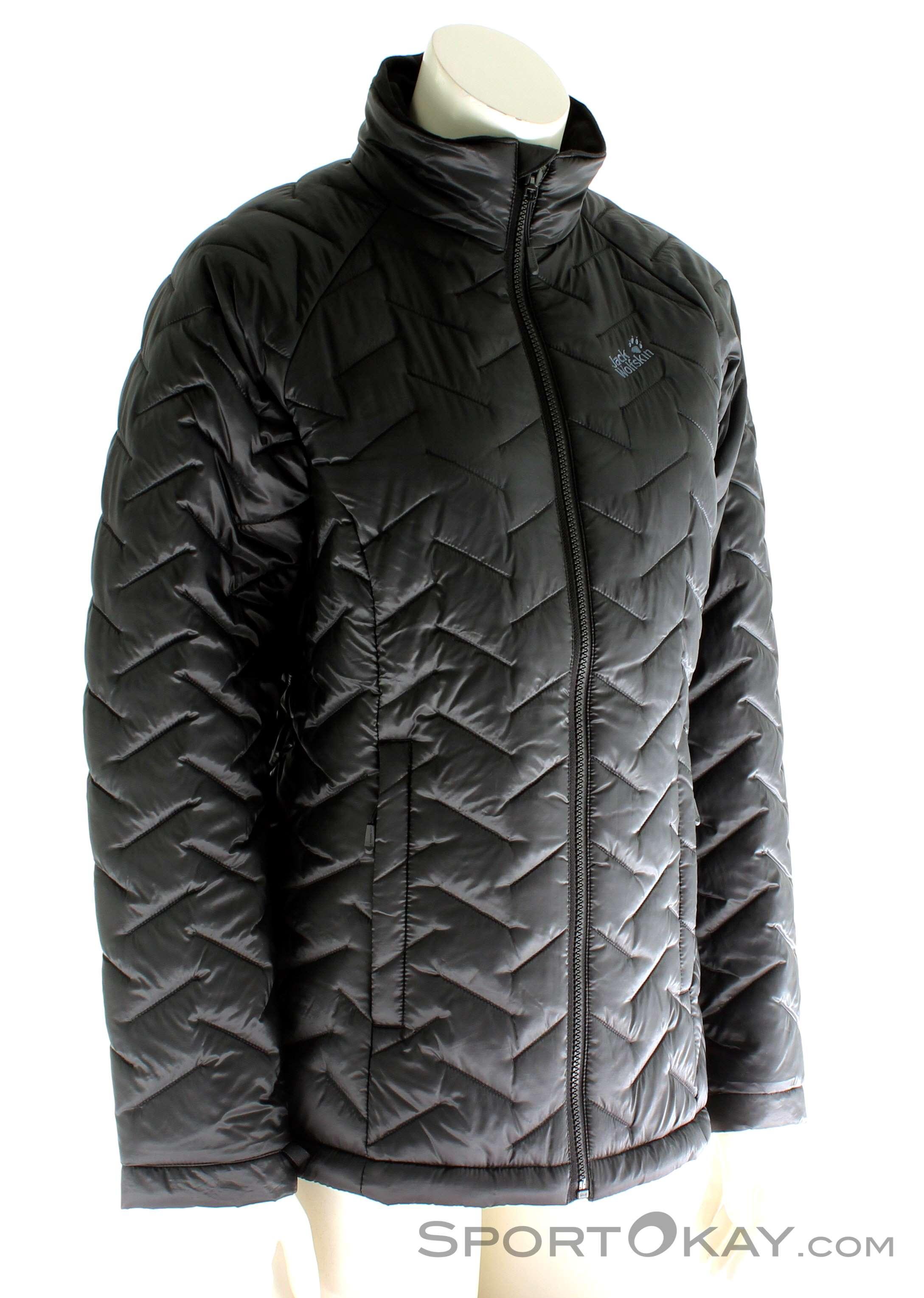 Jack Wolfskin Womens Icy Jacket Outdoor Creek n0kwPO