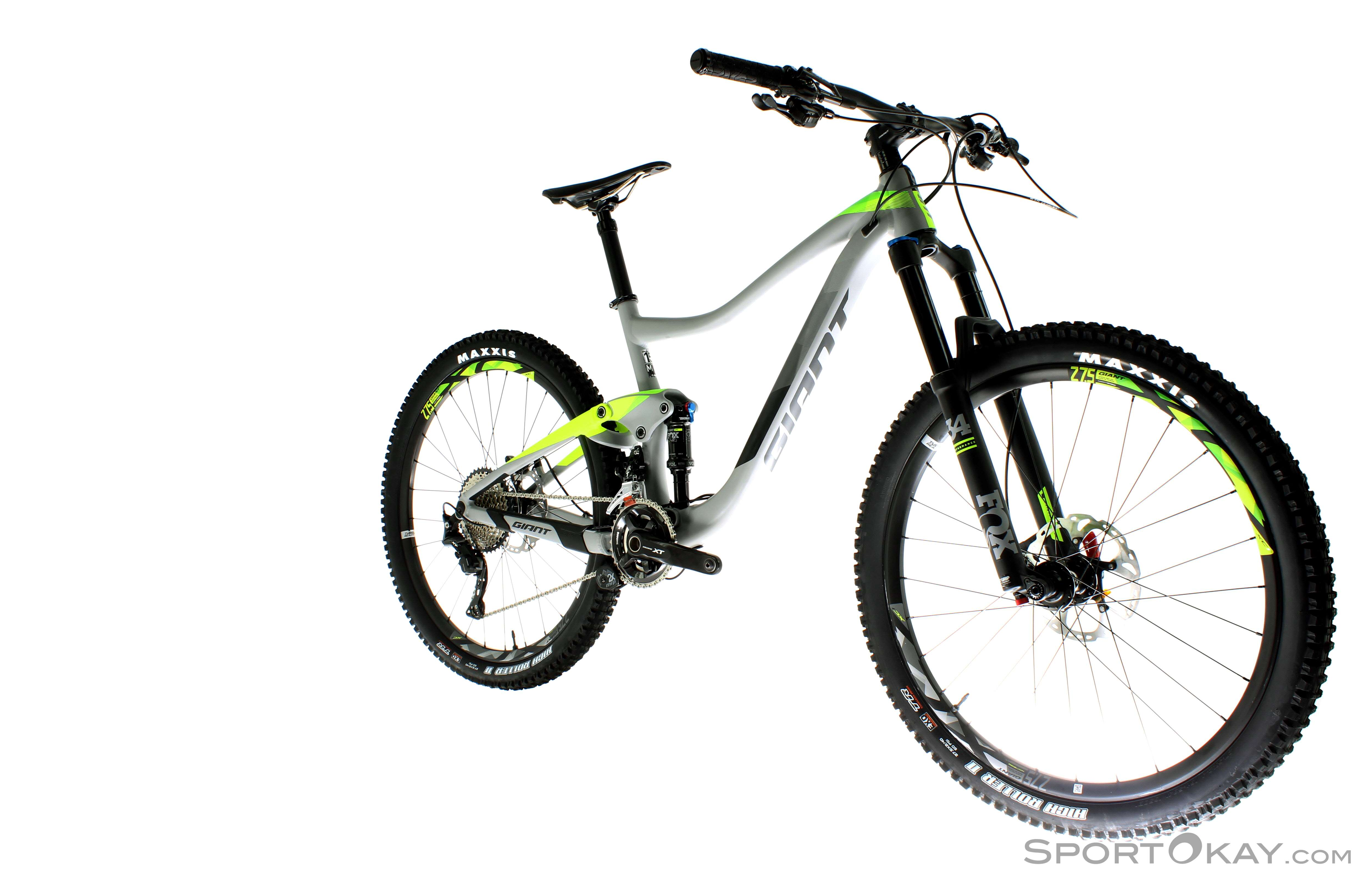 Giant Giant Trance 1 5 GE 2018 All Mountain Bike