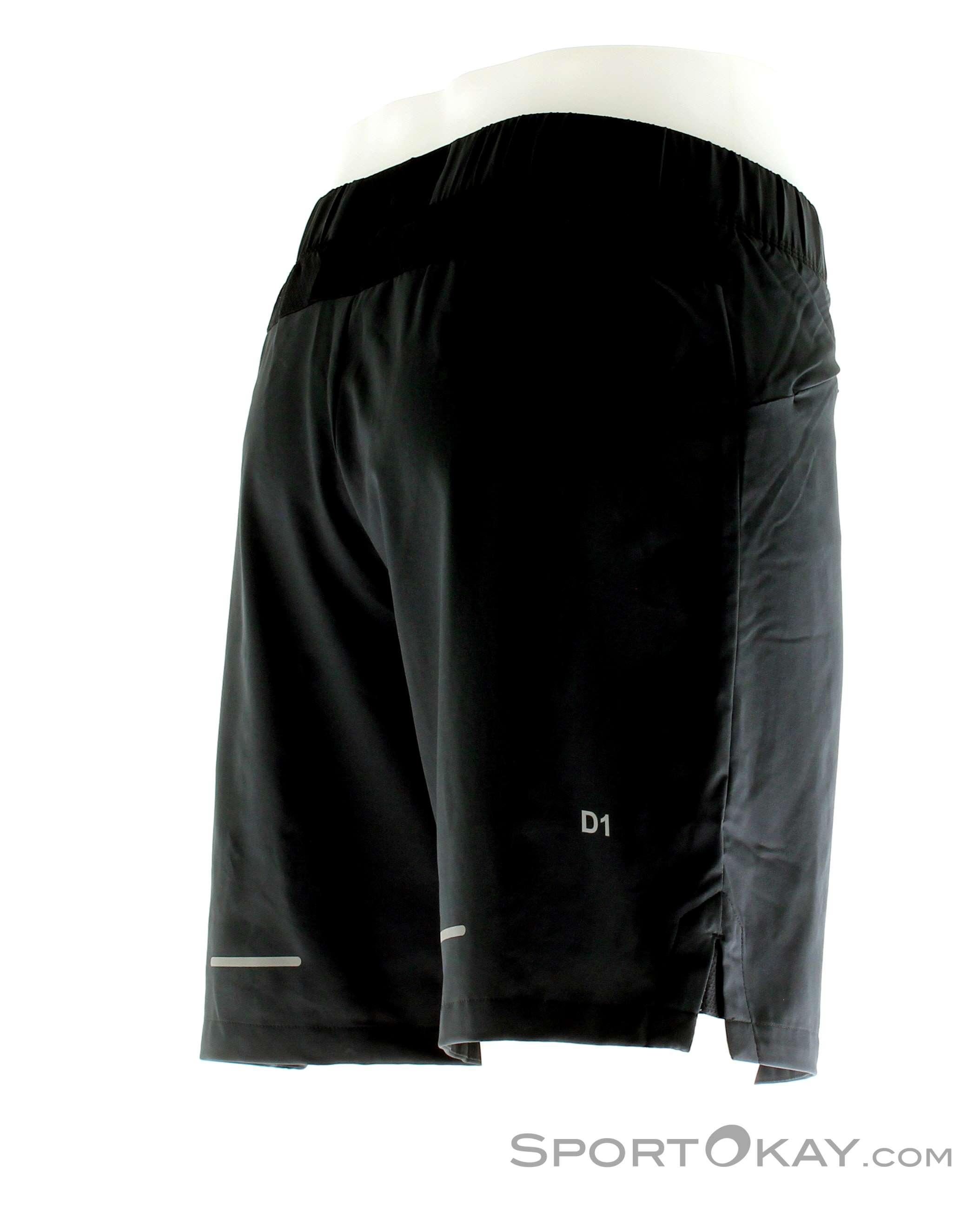 bc728bdf Asics Asics 2-N-1 7 in Short Mens Running Pants
