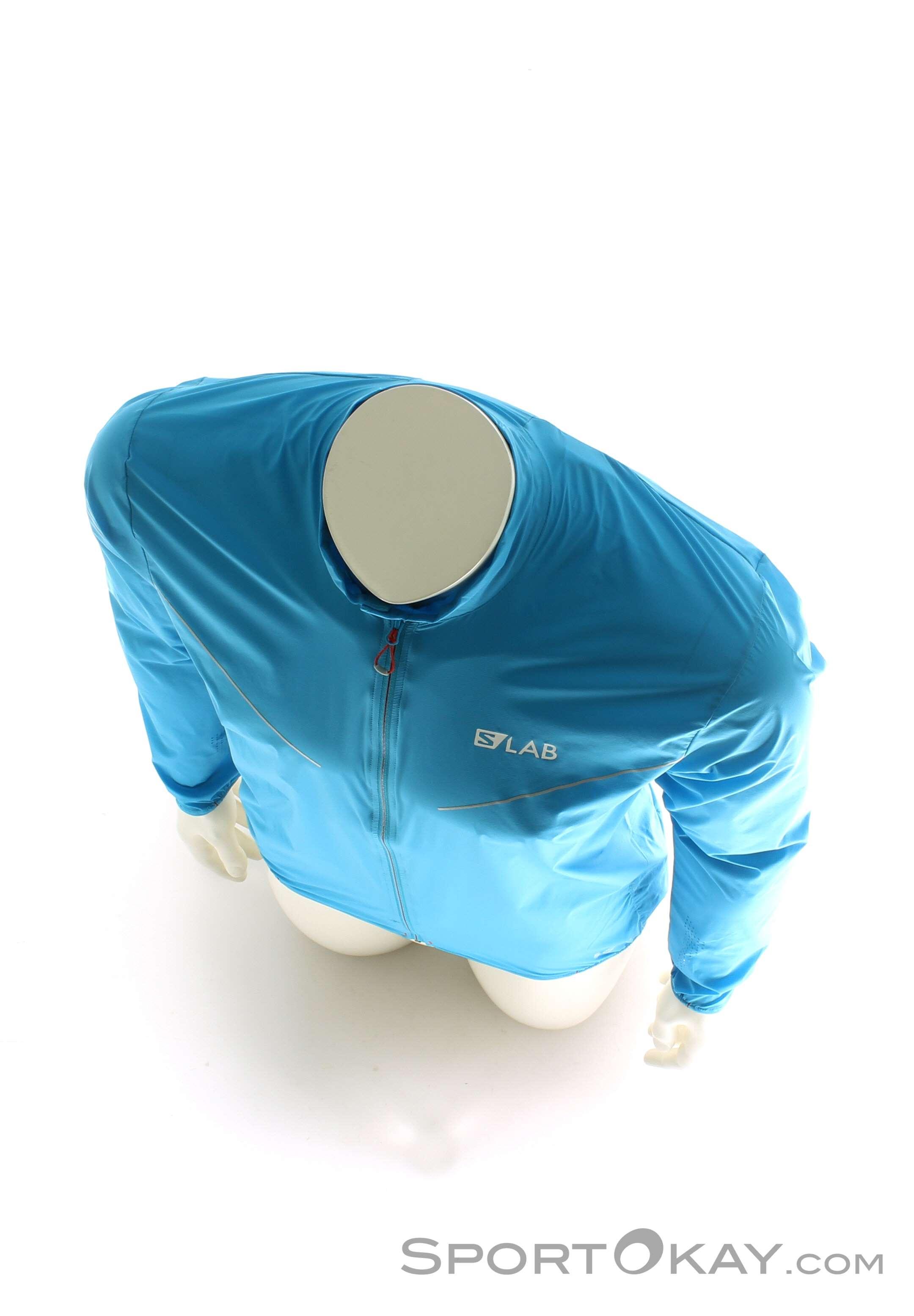 Salomon S Lab Light Jacket Laufjacke