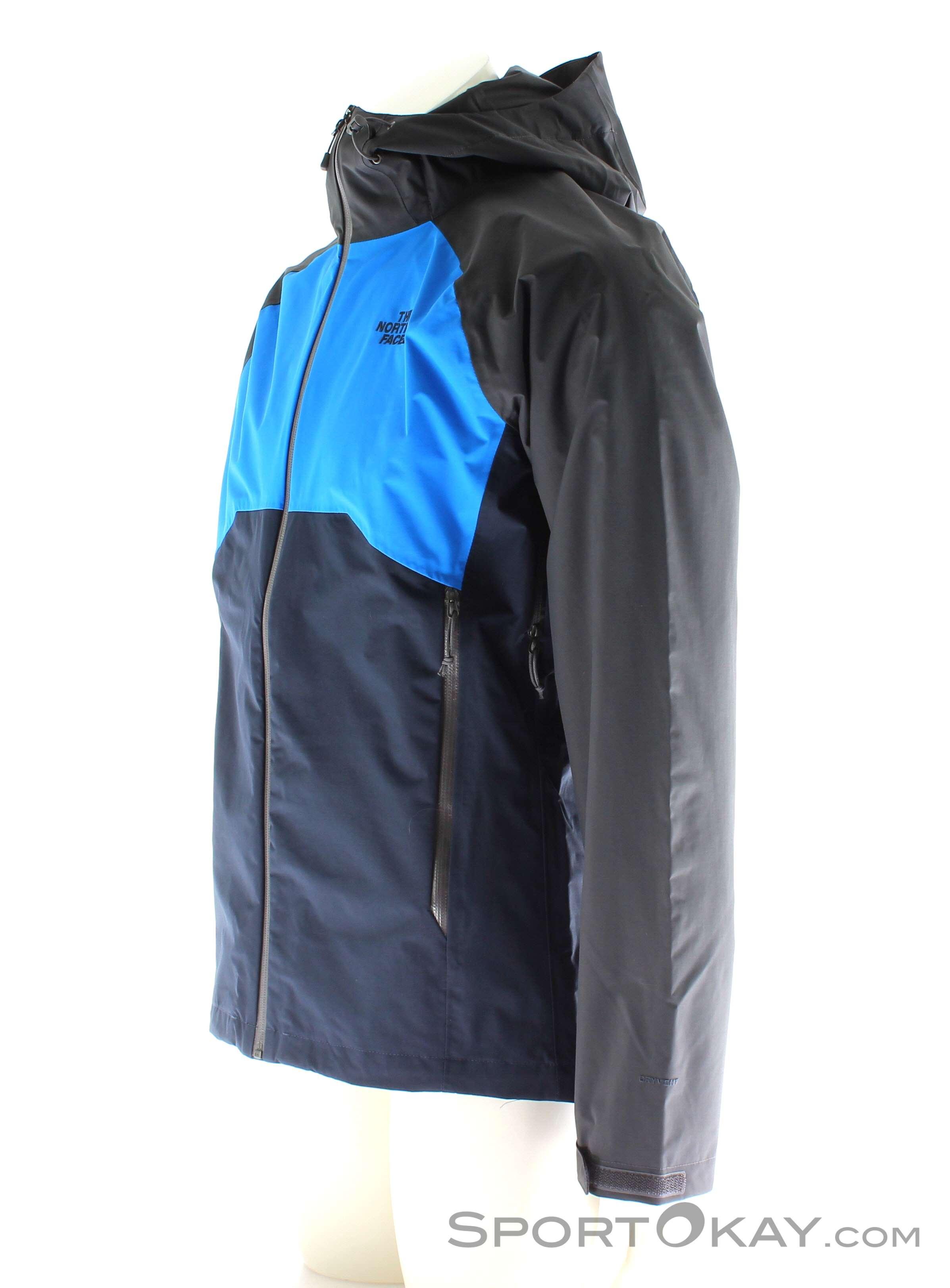 Giacca Uomo Face The Jacket Giacche North Stratos Outdoor pw4BqOaXB