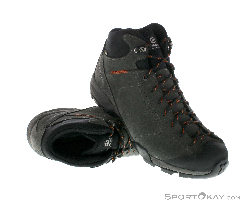Scarpa Scarpa Mojito Hike GTX Mens Trekking Shoes Gore Tex