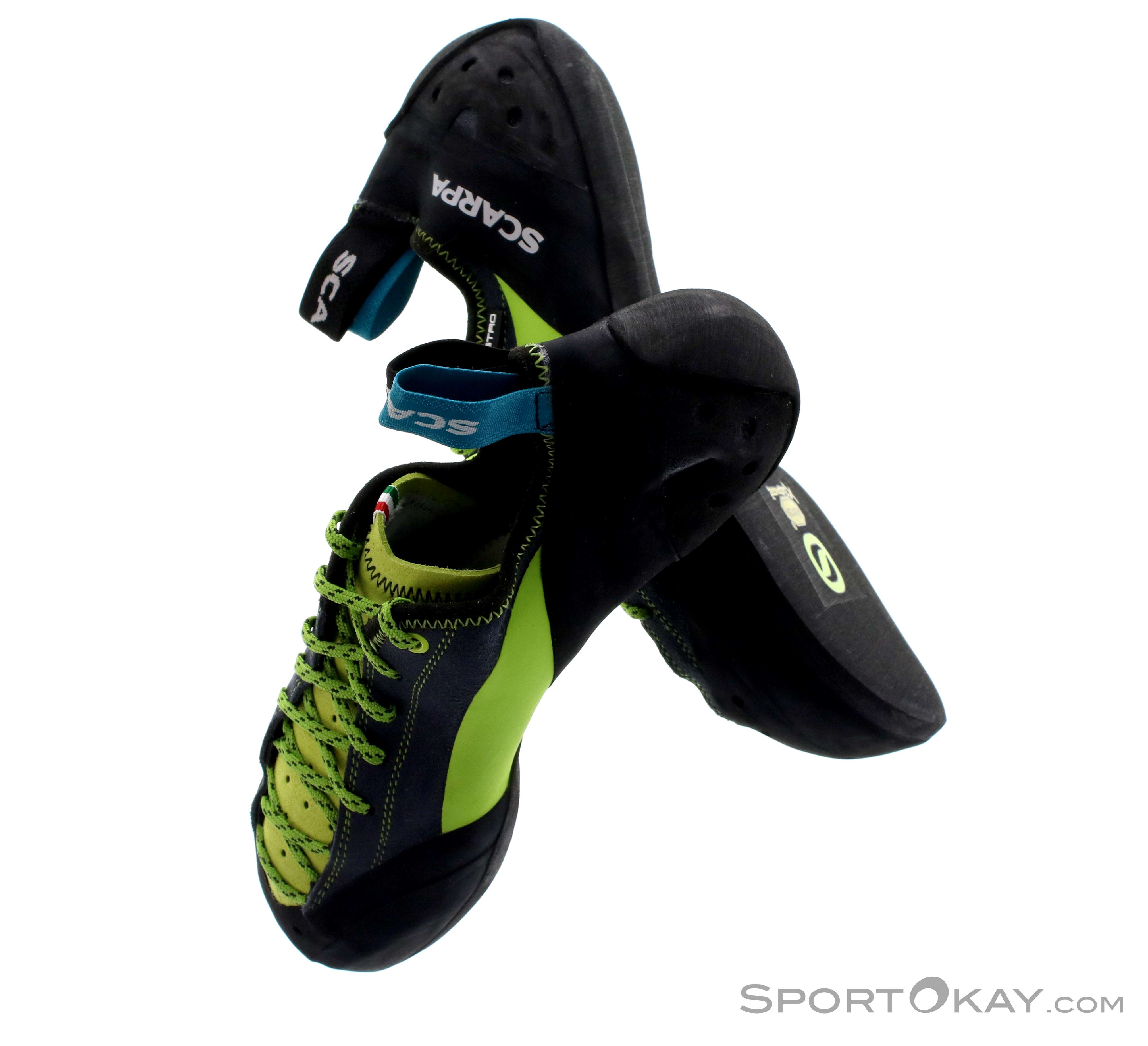 38187d3129f4 Scarpa Maestro S Mens Climbing Shoes - Lace-Up Shoes - Climbing ...