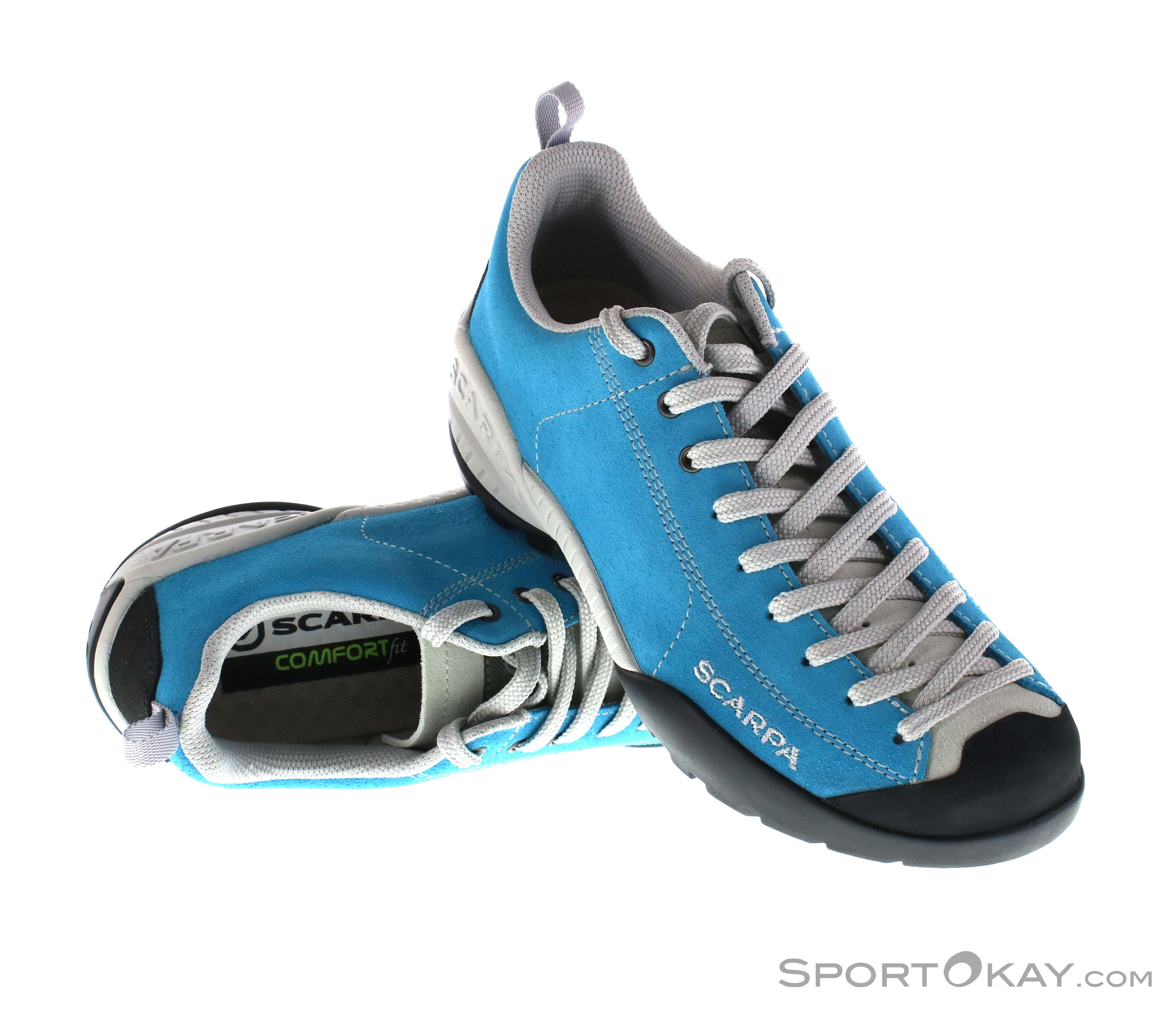 recognized brands cute offer discounts Scarpa Mojito Womens Approach Shoes - Hiking Boots - Shoes & Poles ...