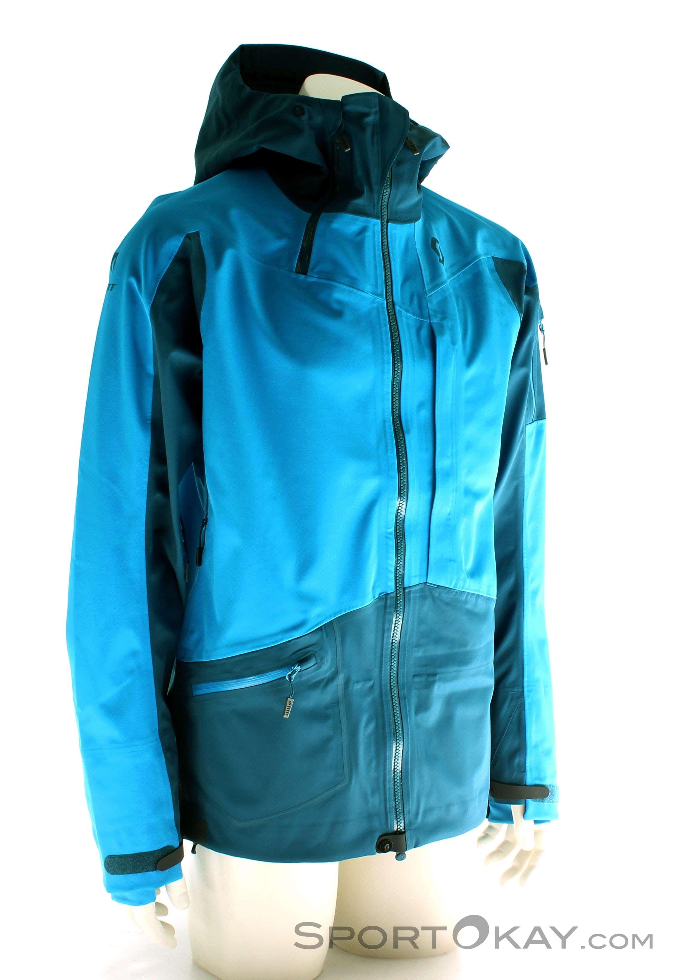 Scott Skijacken Herren Tourenjacke 3l Jacket Vertic jA4RL5