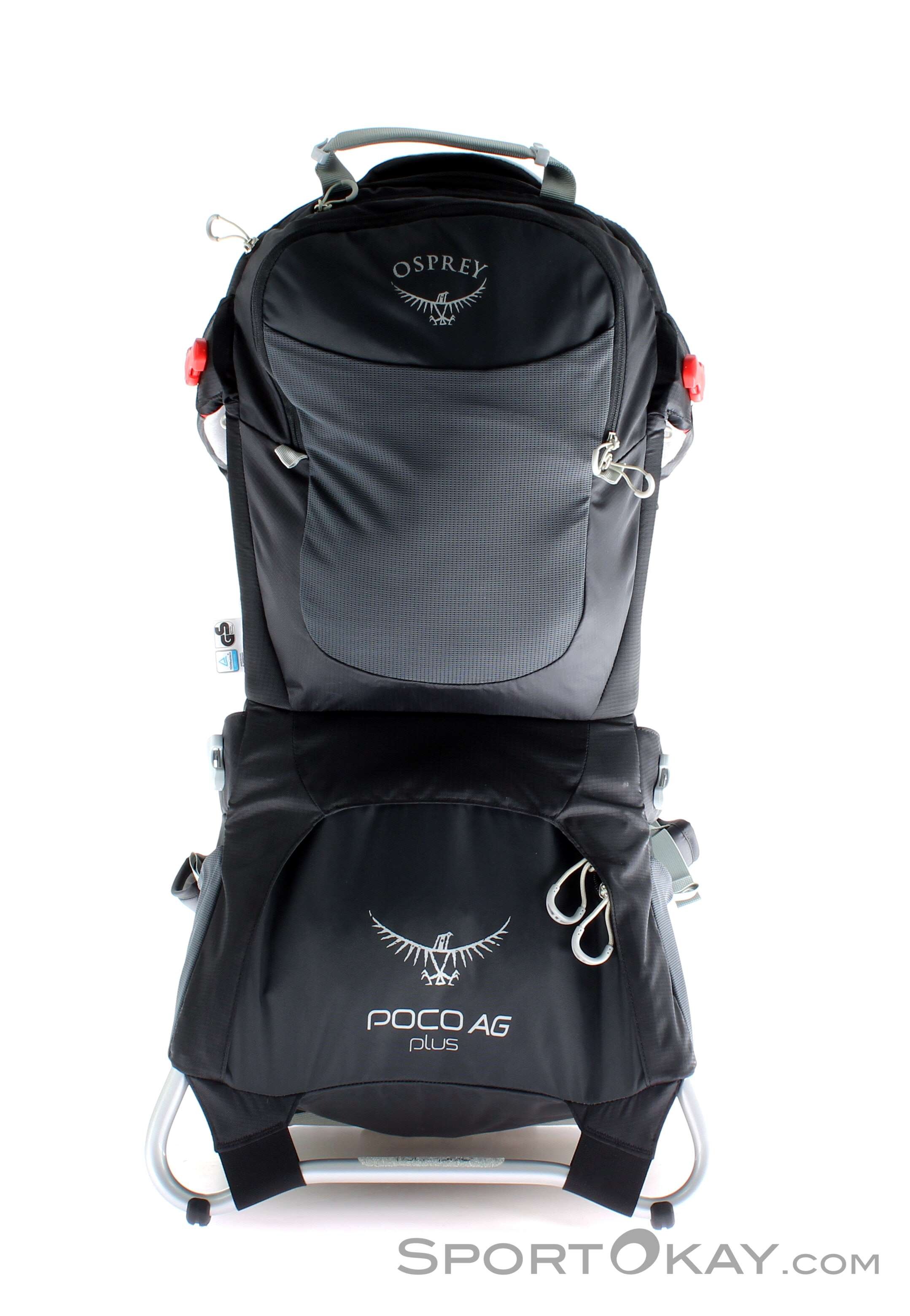 b6b07ab9a9e Osprey Poco AG Plus Child Carrier - Backpacks - Backpacks ...