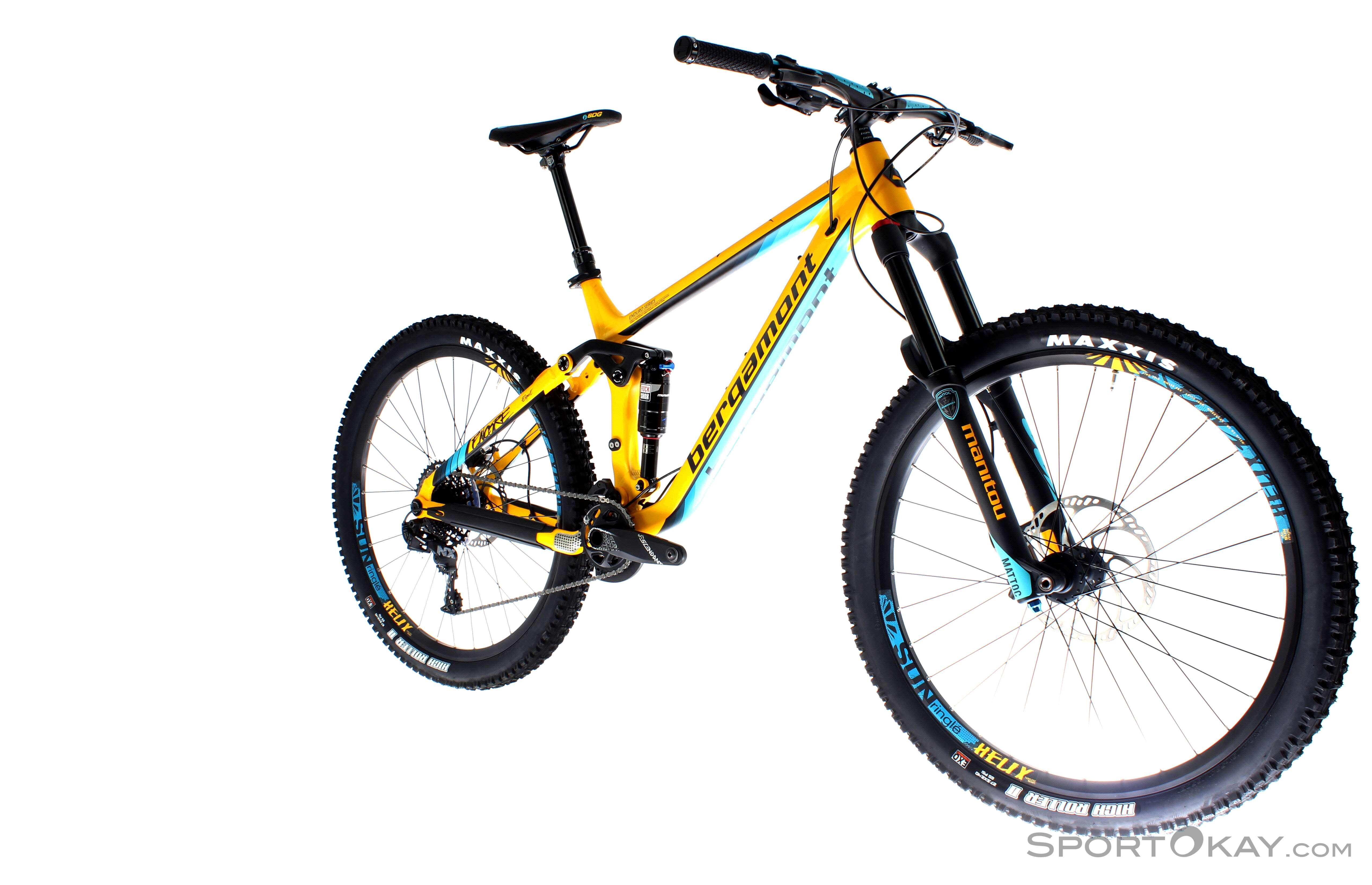 Bergamont Encore Expert 2018 Endurobike - Enduro - Mountainbike ...