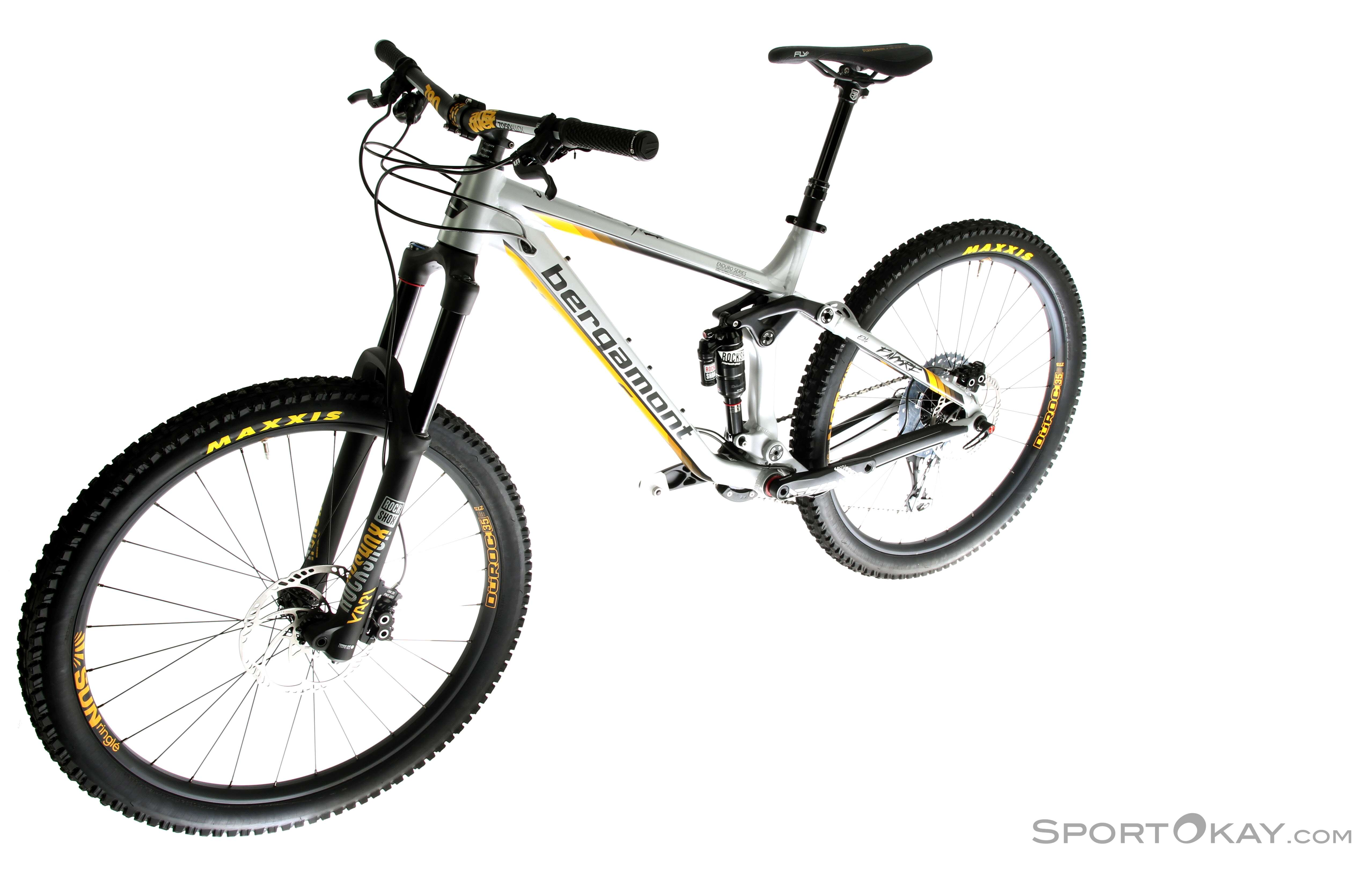 Bergamont EnCore Elite 2018 Endurobike - Enduro - Mountainbike ...