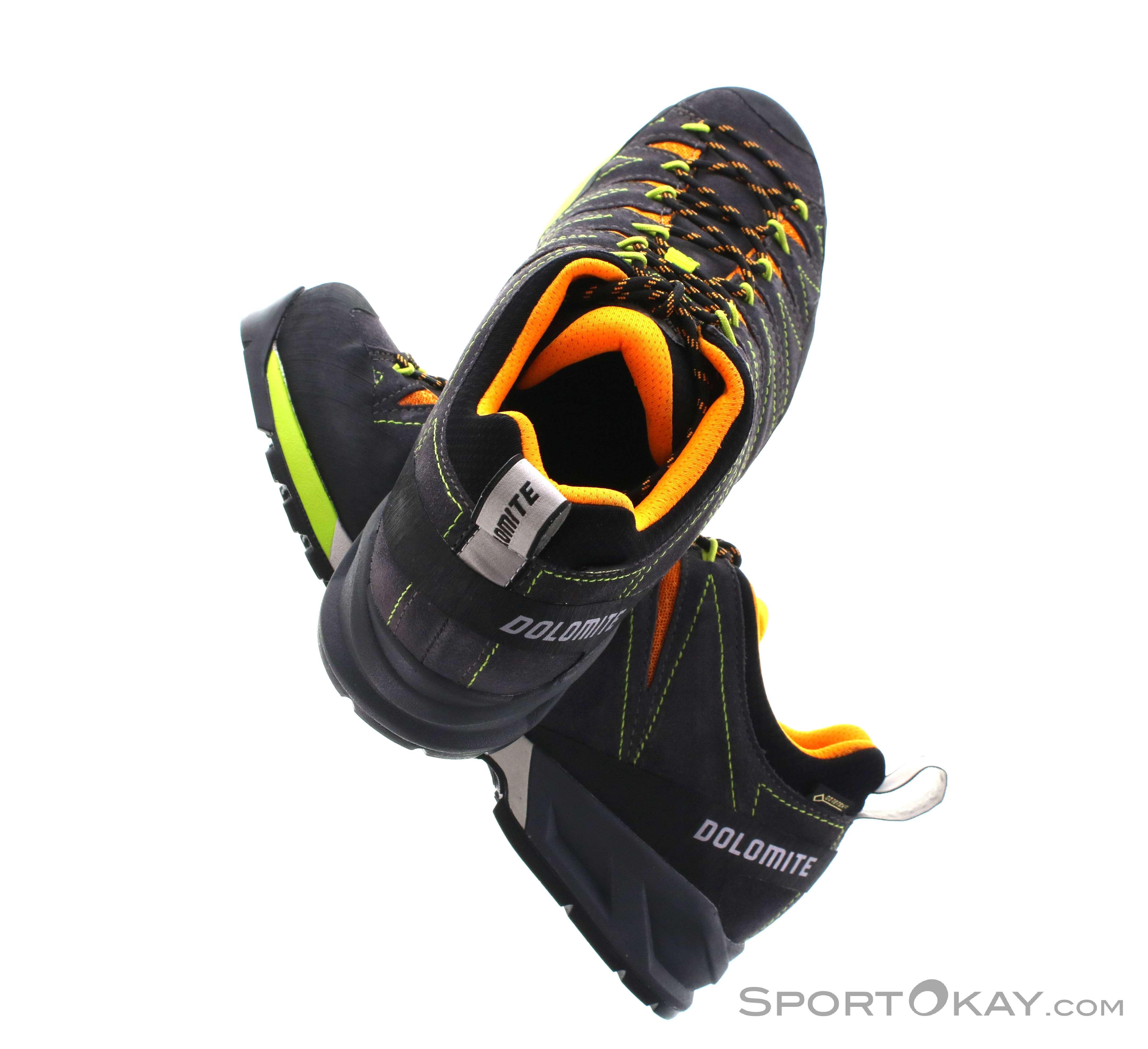 Dolomite Dolomite Crodarossa GTX Herren Trekkingschuhe Gore Tex