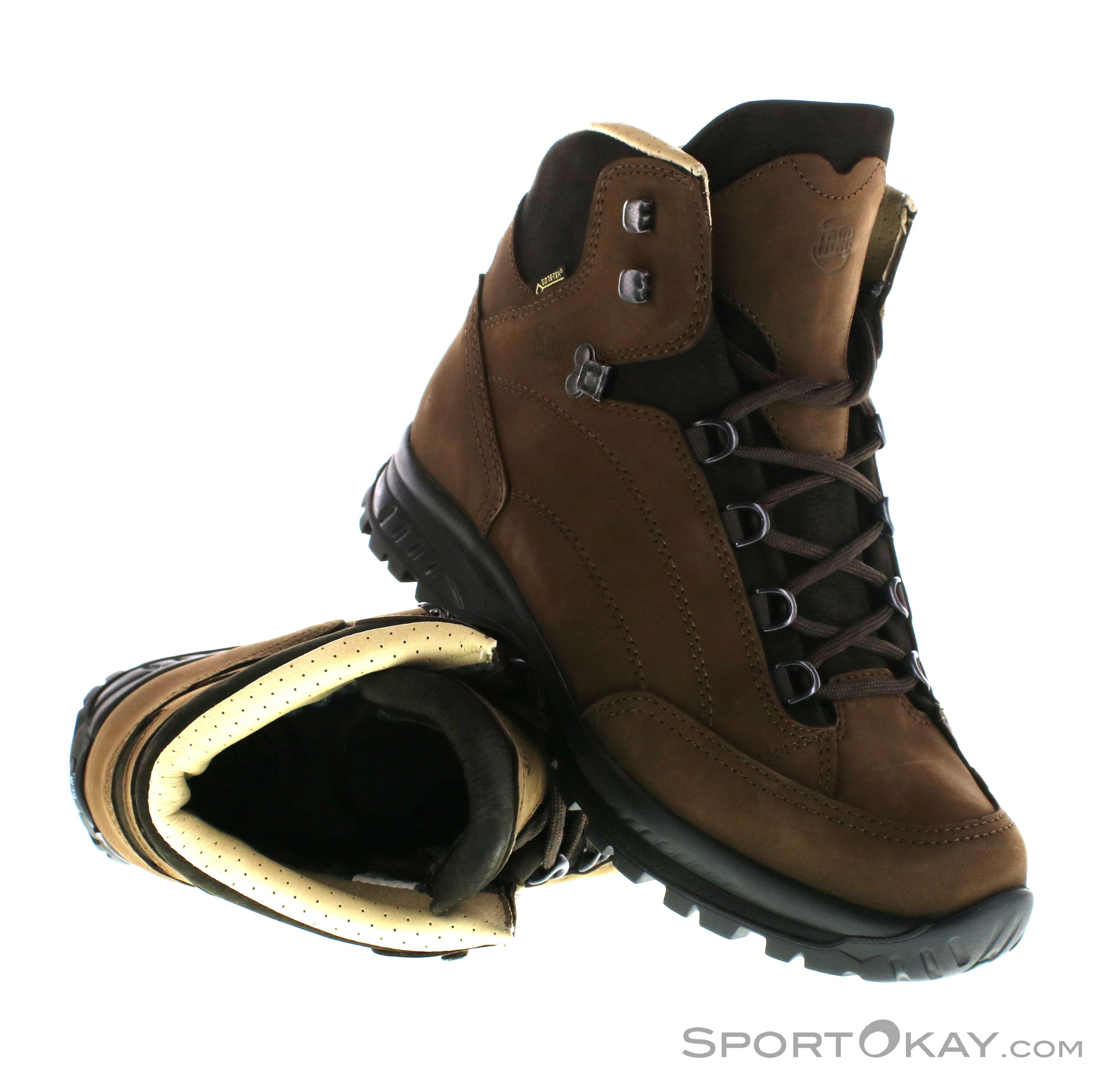 de2c597ba1f Hanwag Hanwag Alta Bunion GTX Mens Trekking Shoes Gore-Tex