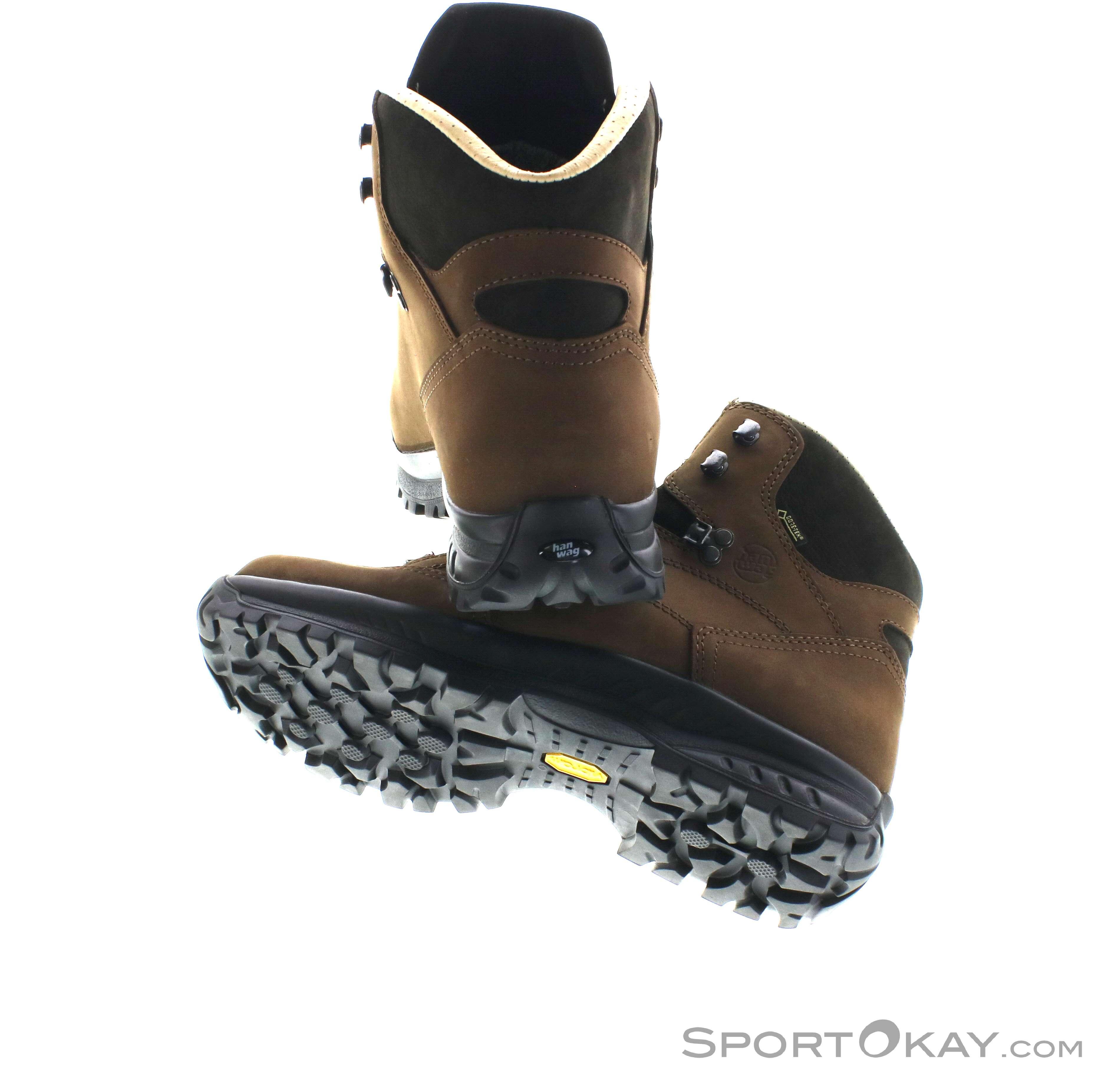 Hanwag Hanwag Alta Bunion GTX Mens Trekking Shoes Gore Tex