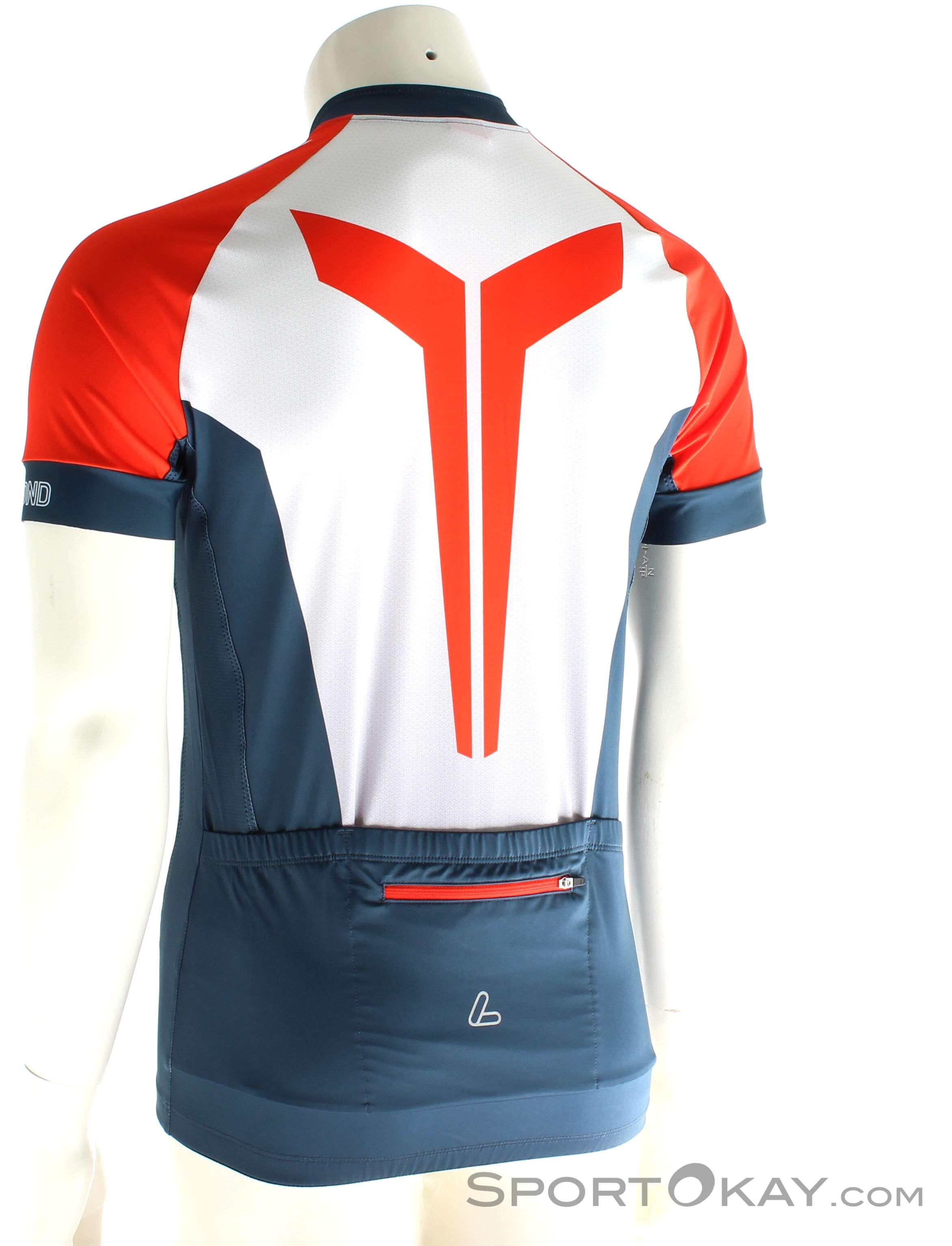 0c41e5ede Löffler Bike Hotbond RF FZ Mens Biking Shirt - Shirts   T-Shirts ...