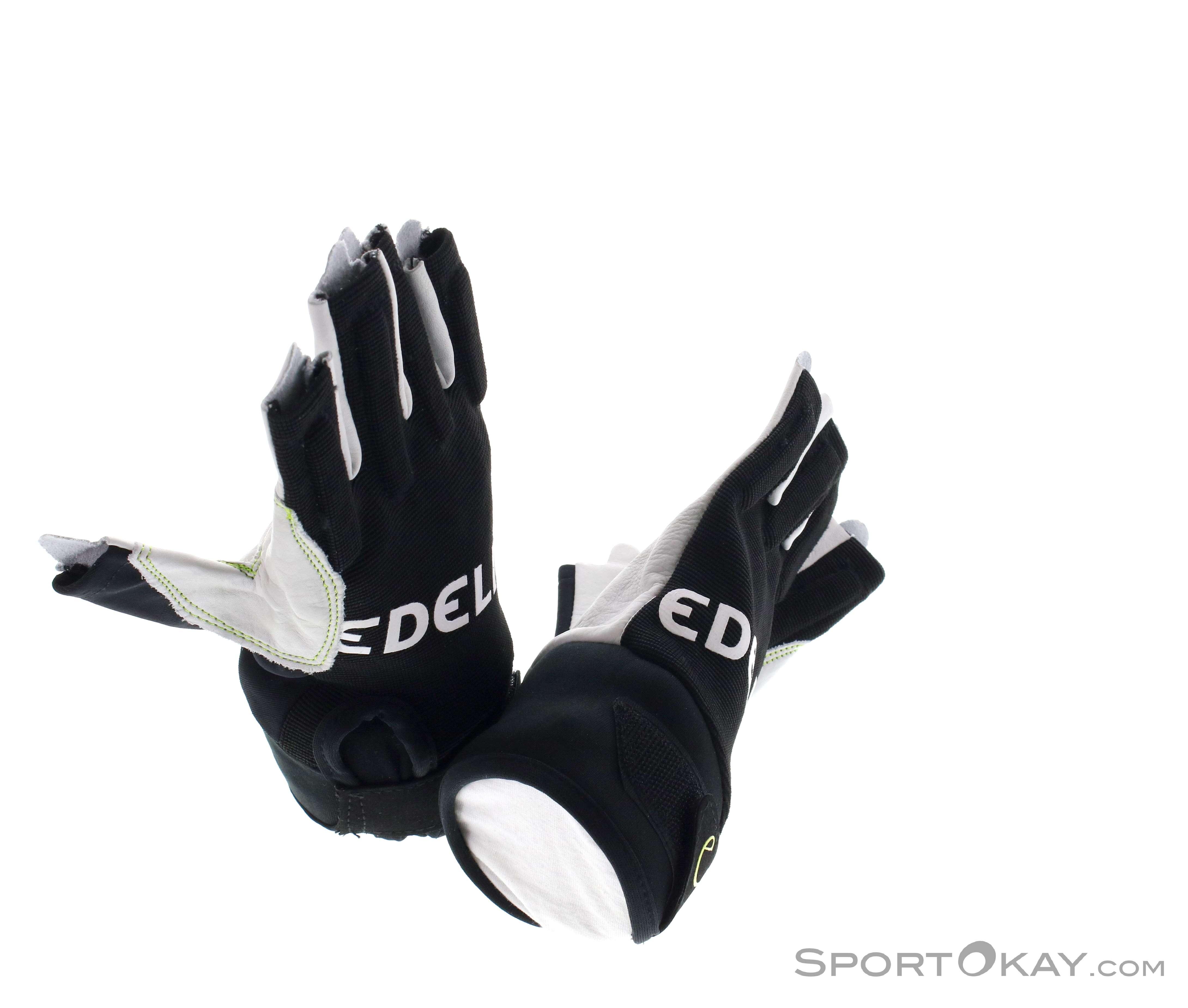 Edelrid Work Glove Open Kletterhandschuhe NEU Bekleidung Weitere Sportarten