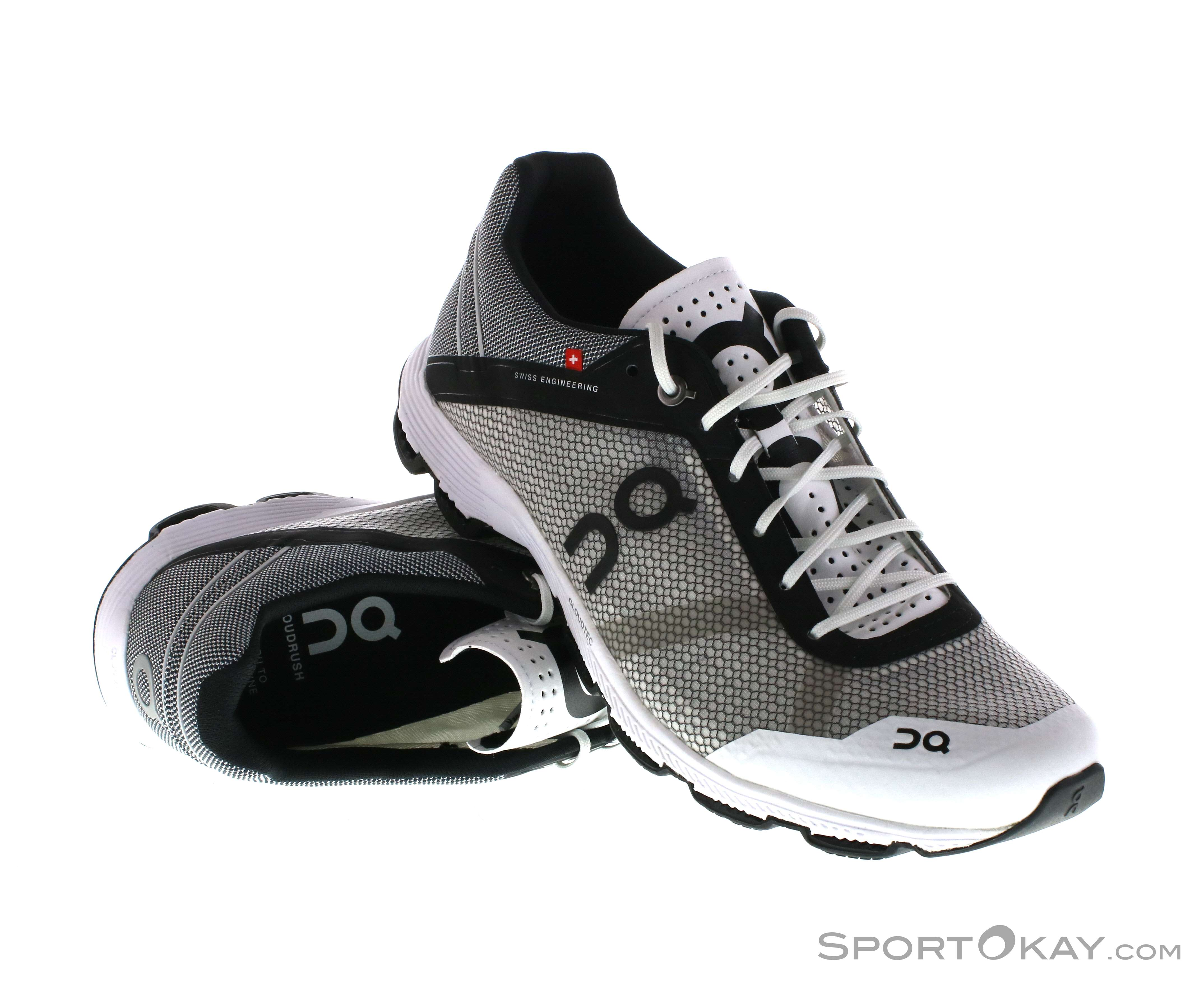 On Cloudrush Mens Running Shoes - All
