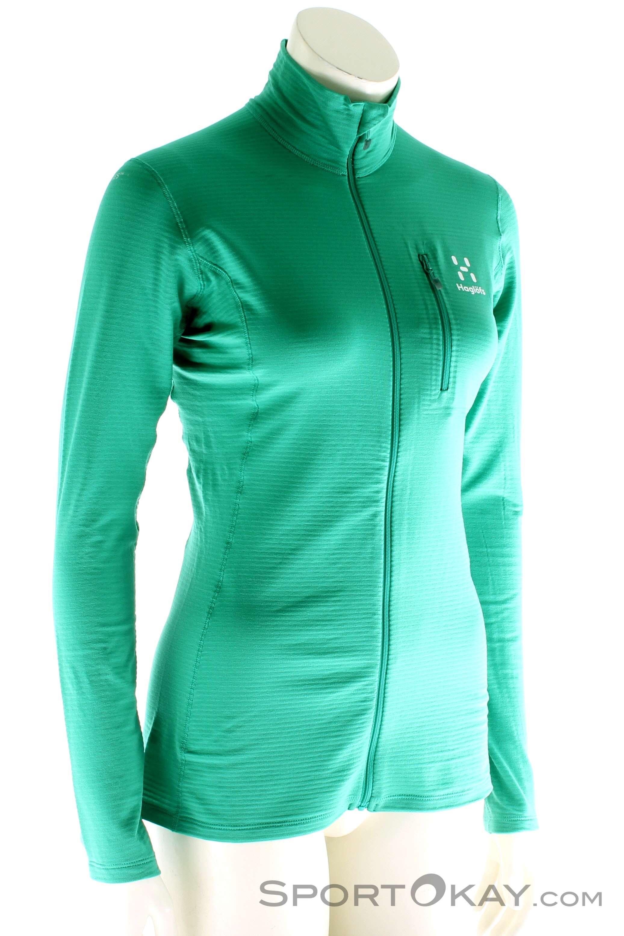 Salewa Puez Melange PL Damen Outdoorsweater Sweater