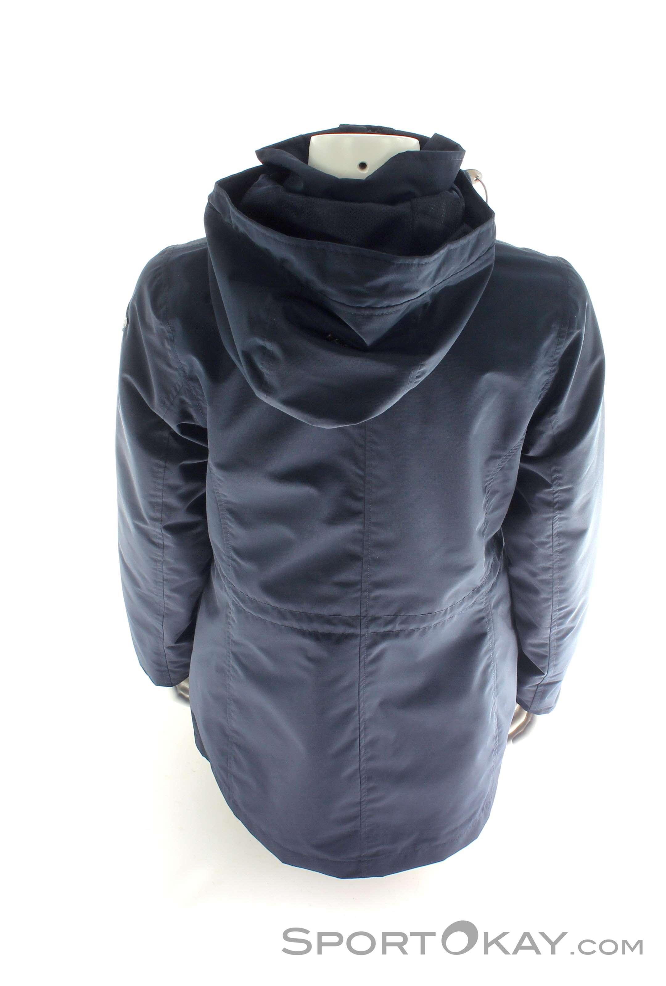 Icepeak Funktionsjacke Outdoorjacke schwarz Gr. 44 Damen