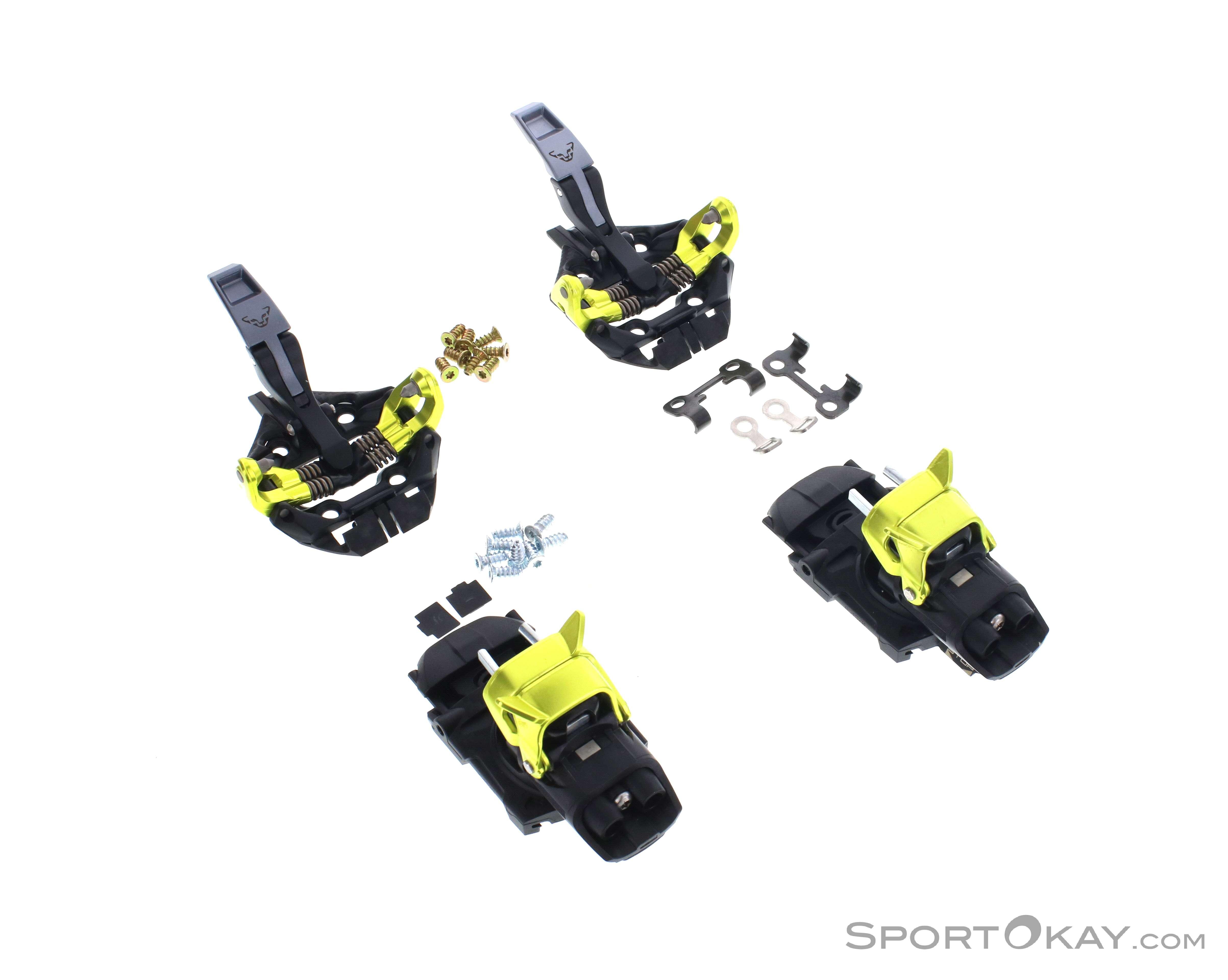 d9e7c807507 Dynafit TLT Speedfit Alu Ski Touring Bindings , Dynafit, Yellow, , , 0015-