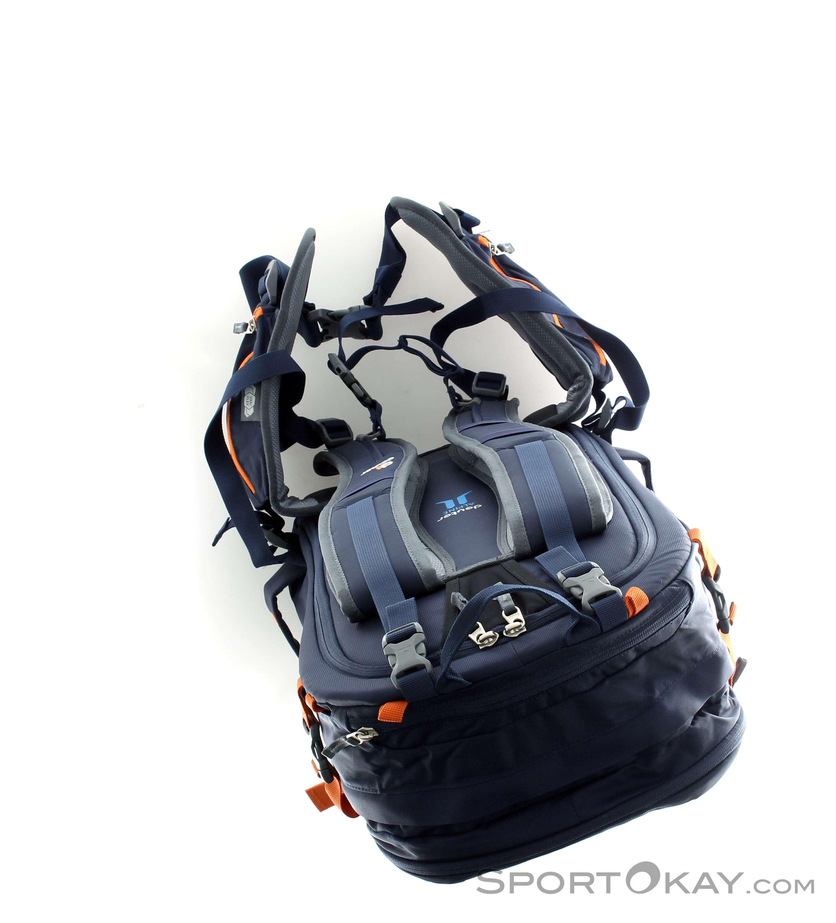 effe2b8fc8 Deuter Freerider Pro 30l Backpack - Backpacks - Safety - Ski ...