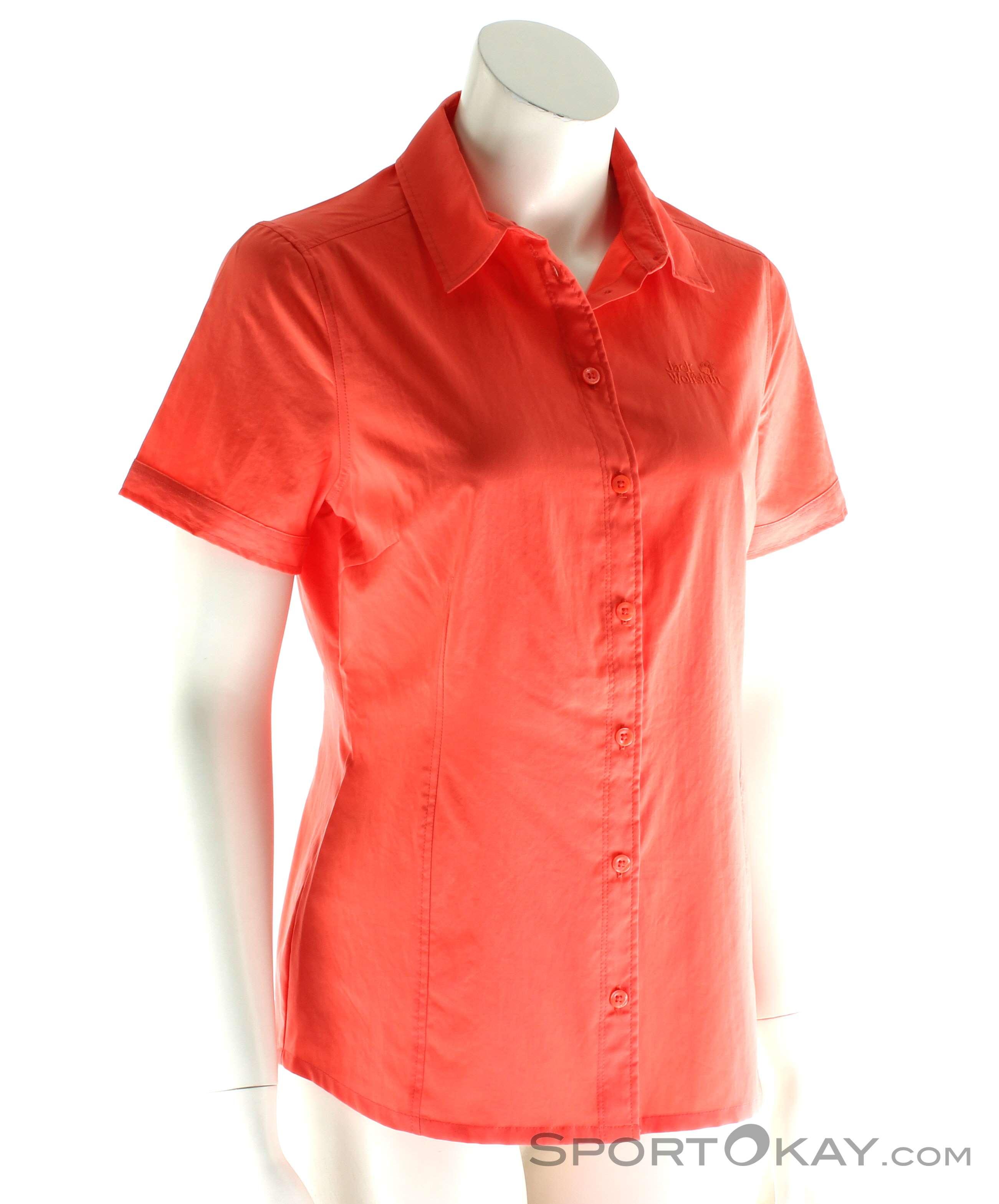 Jack Wolfskin Sonora Damen Outdoorbluse Shirts & Hemden