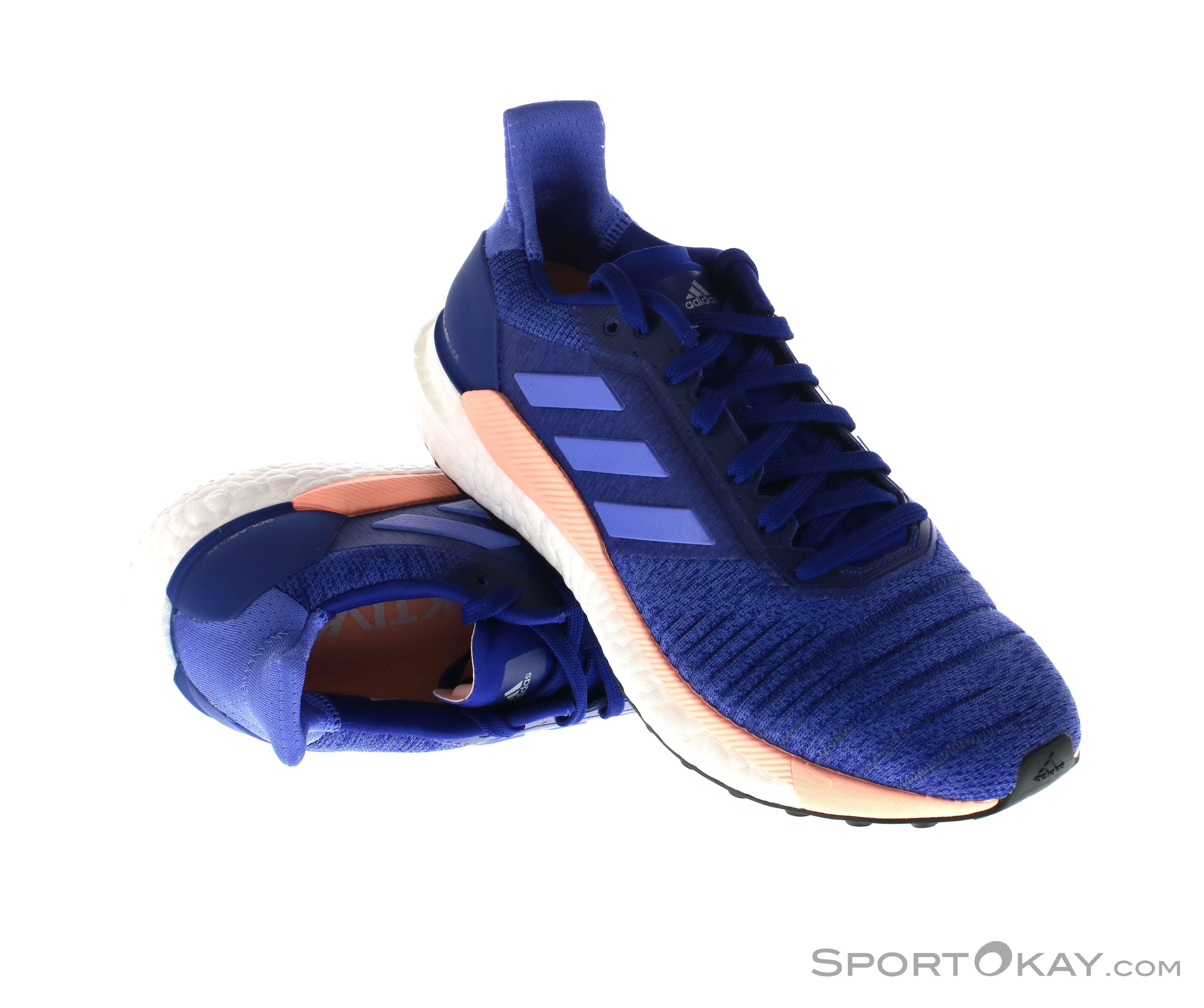Adidas Adidas Solar Glide Damen Laufschuhe Solar LqUzMSVpG