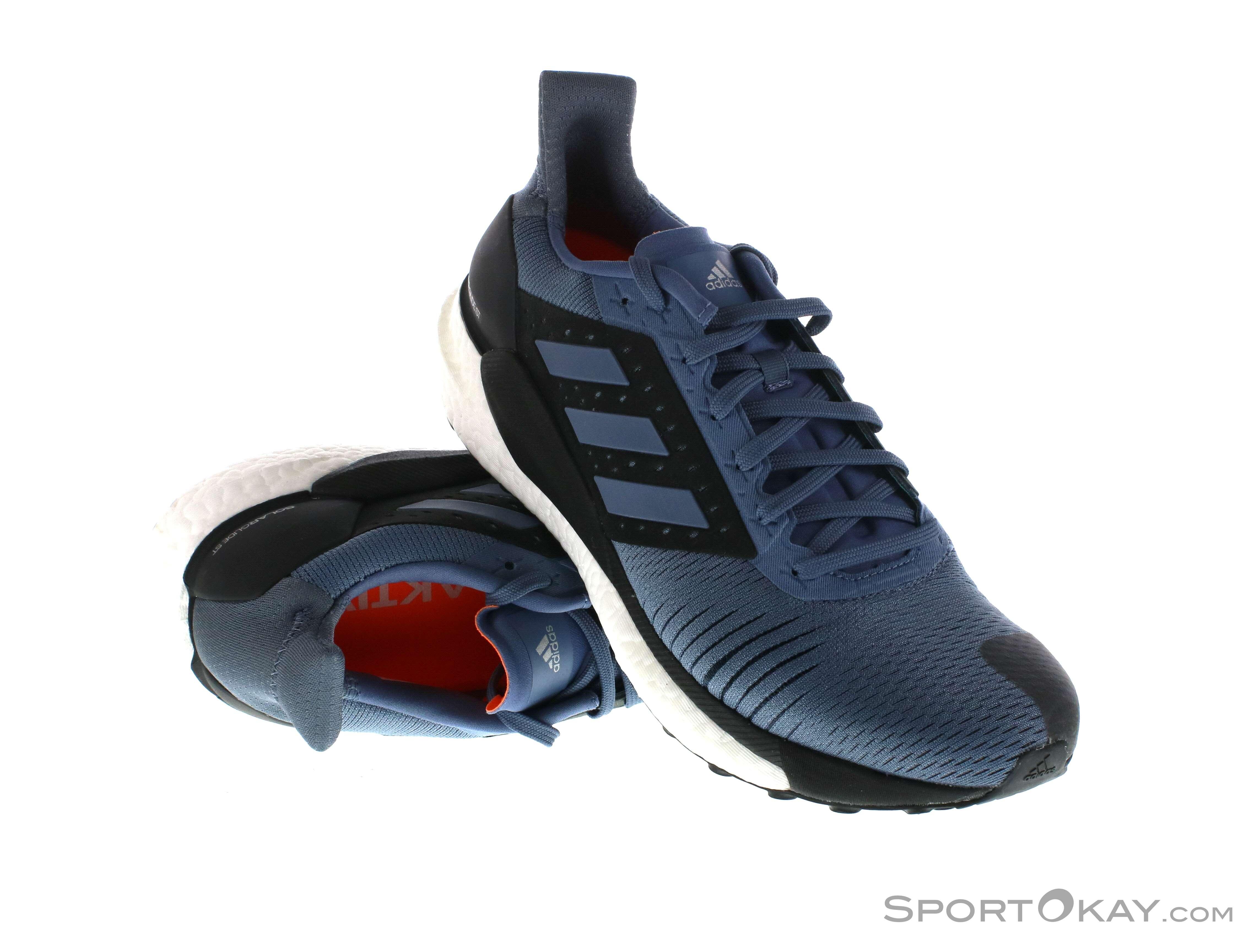 reputable site cd50f 8fd16 adidas adidas Solar Glide ST Mens Running Shoes