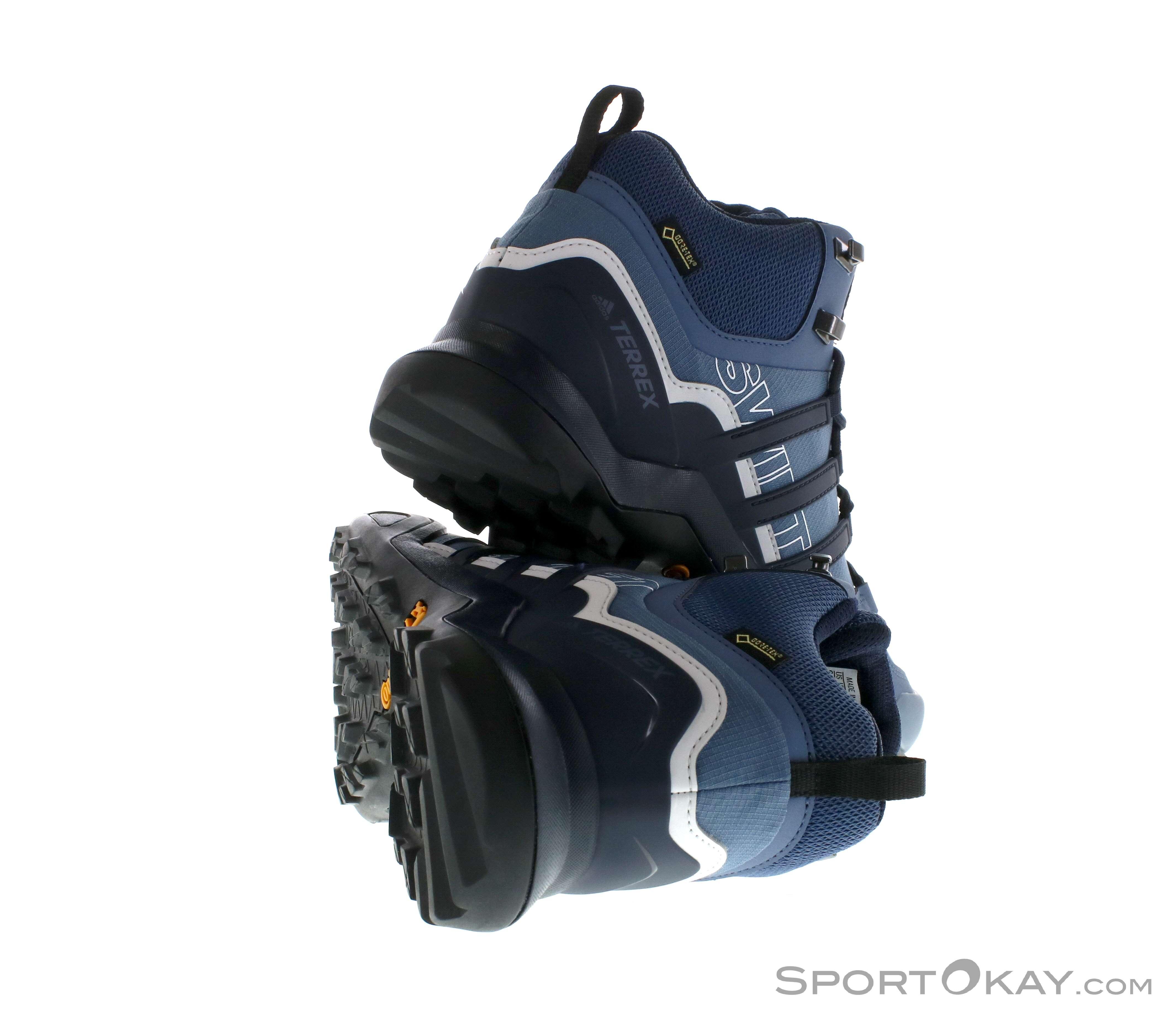 Mid Damen Terrex adidas R2 adidas Swift Trekkingschuhe Gore Tex 1JcTlF3K