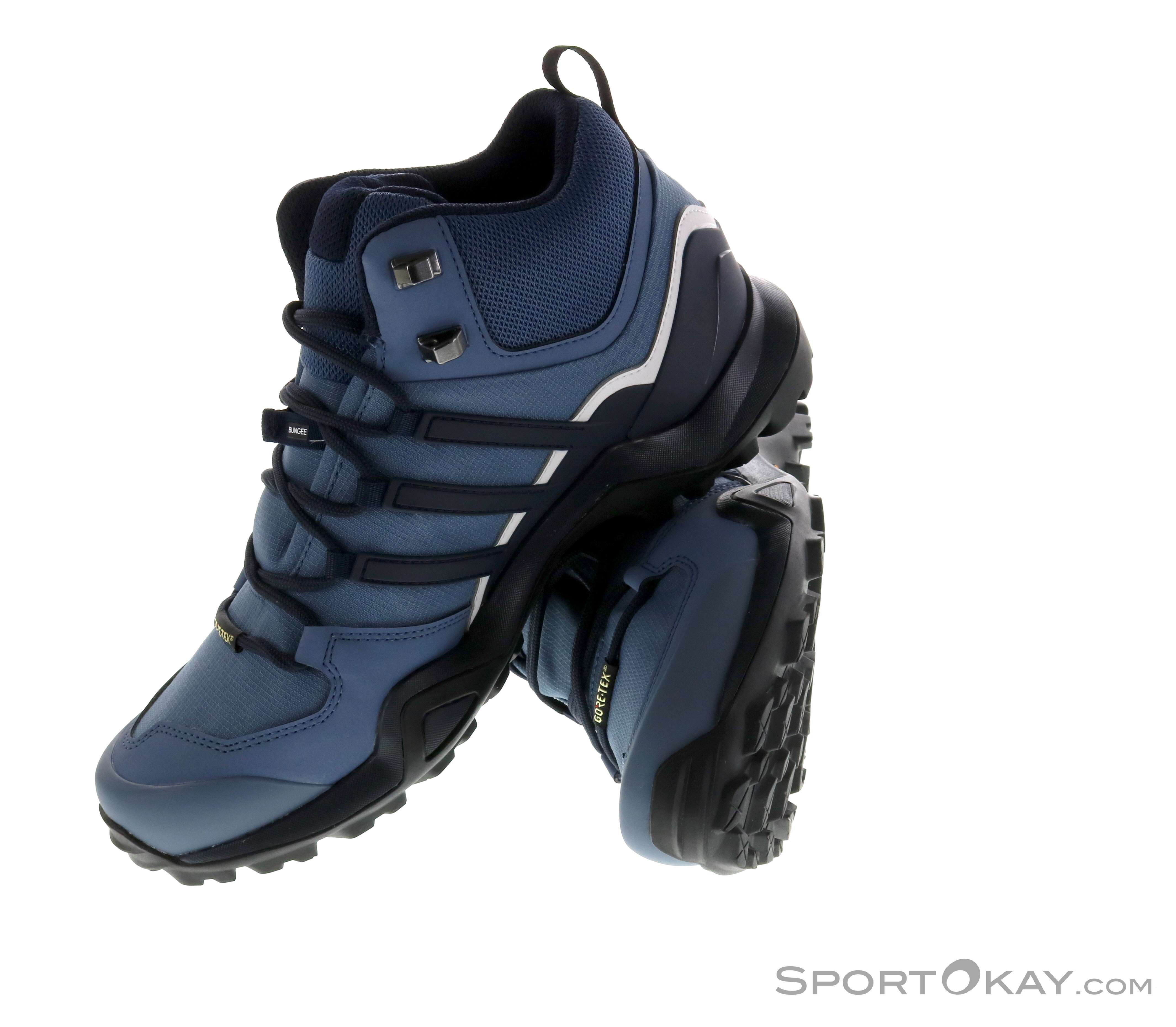 adidas adidas Terrex Swift R2 Mid Womens Trekking Shoes Gore Tex