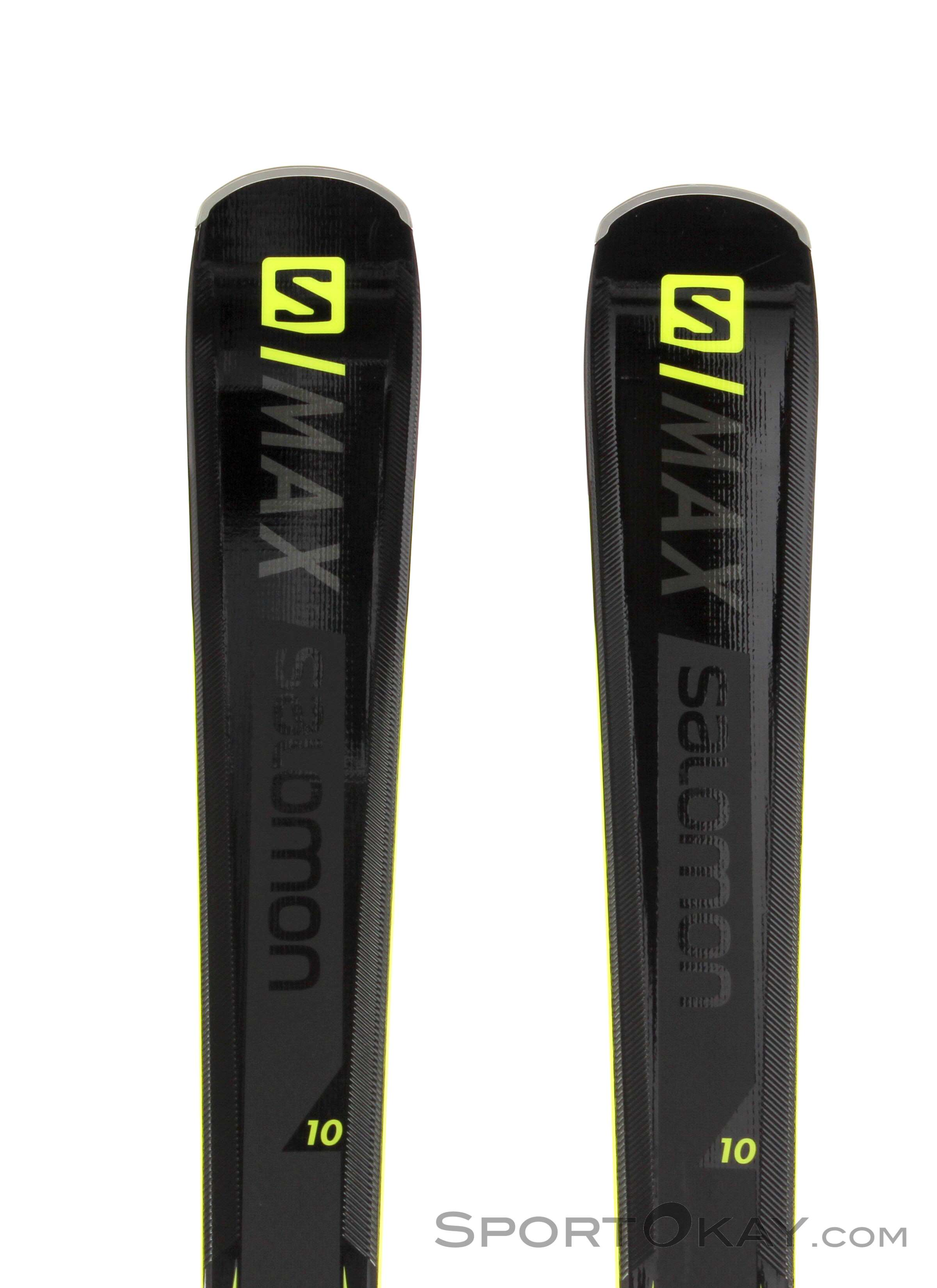 Salomon Salomon SMax 10 + Z12 Walk Ski Set 2019