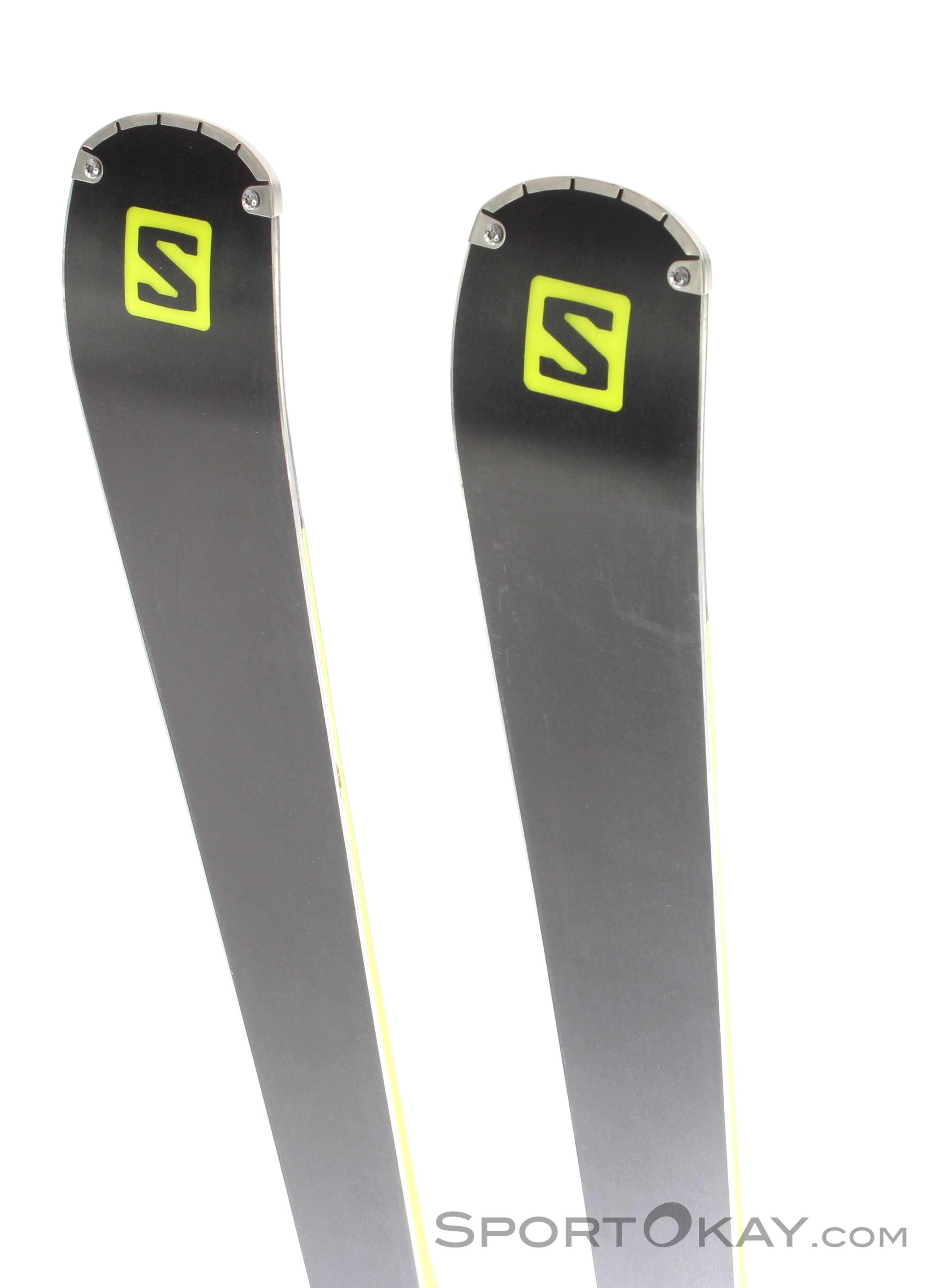 Salomon SMax 10 + Z12 Walk Ski Set 2019 Alpine Skis