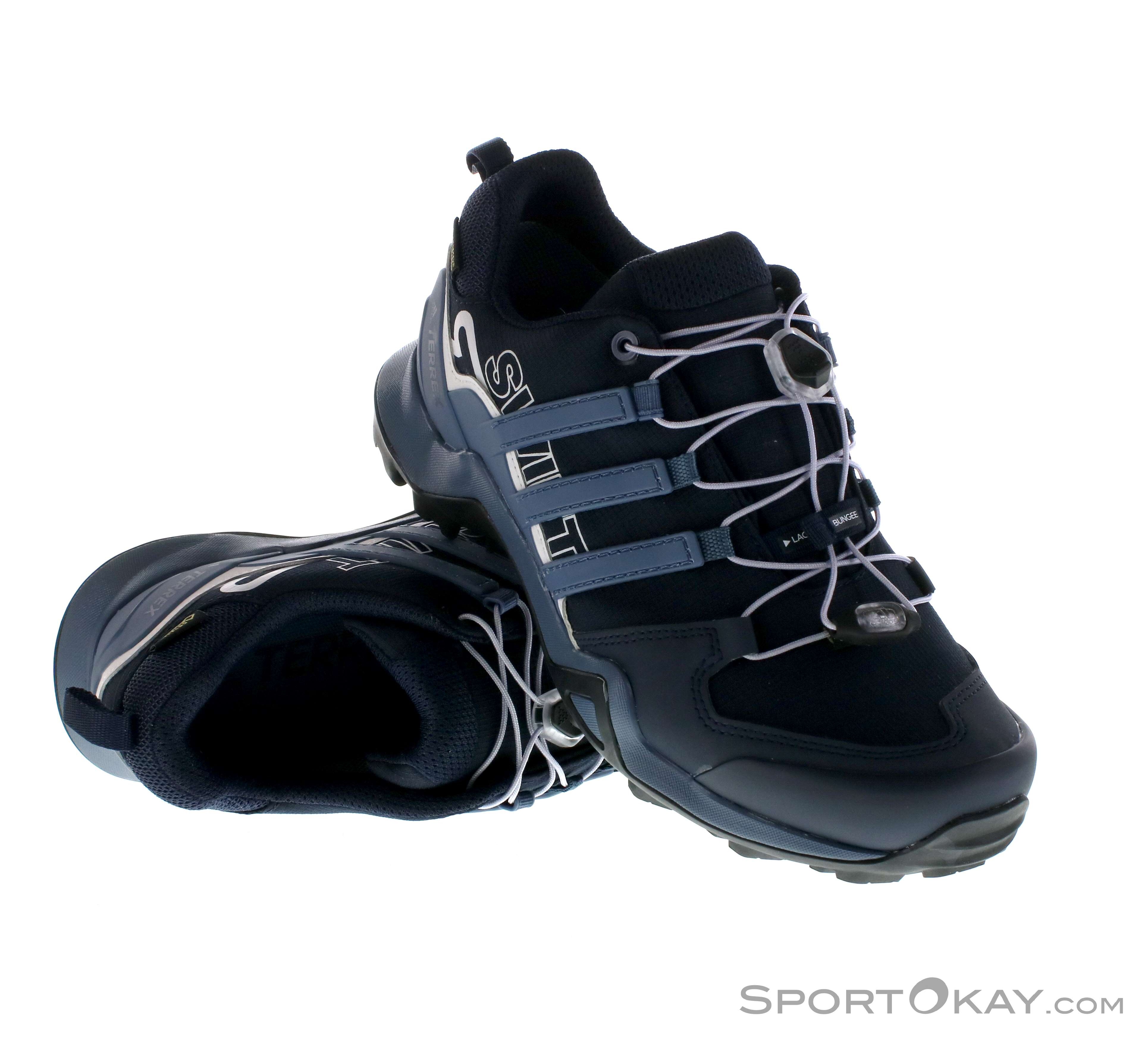 adidas adidas Terrex Swift R2 GTX Womens Trekking Shoes Gore Tex