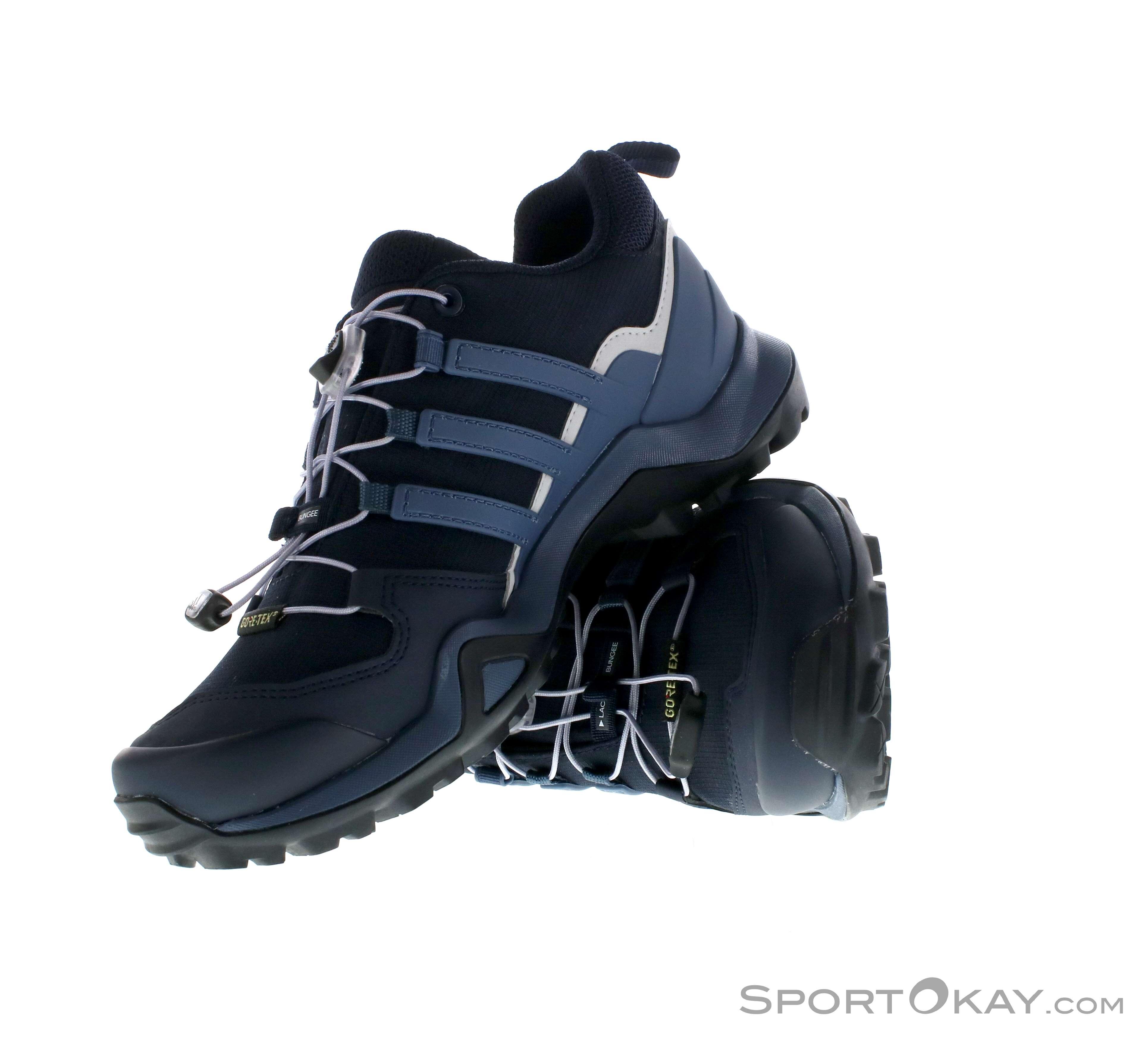 adidas Terrex Swift R2 GTX Womens Trekking Shoes Gore-Tex ...